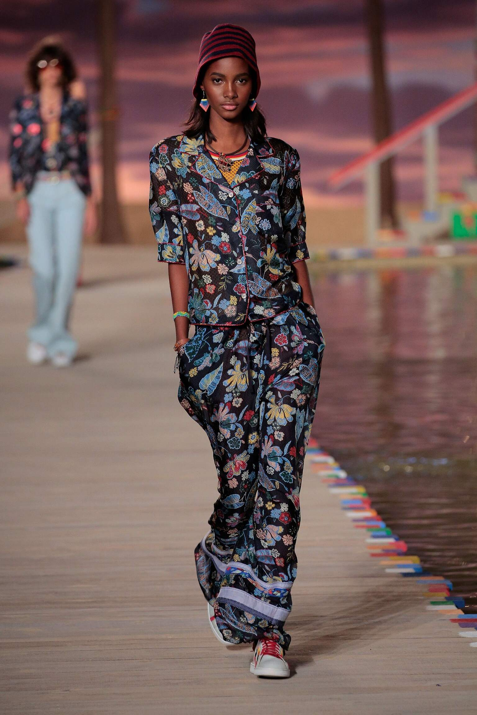Tommy Hilfiger Spring 2016 Catwalk New York
