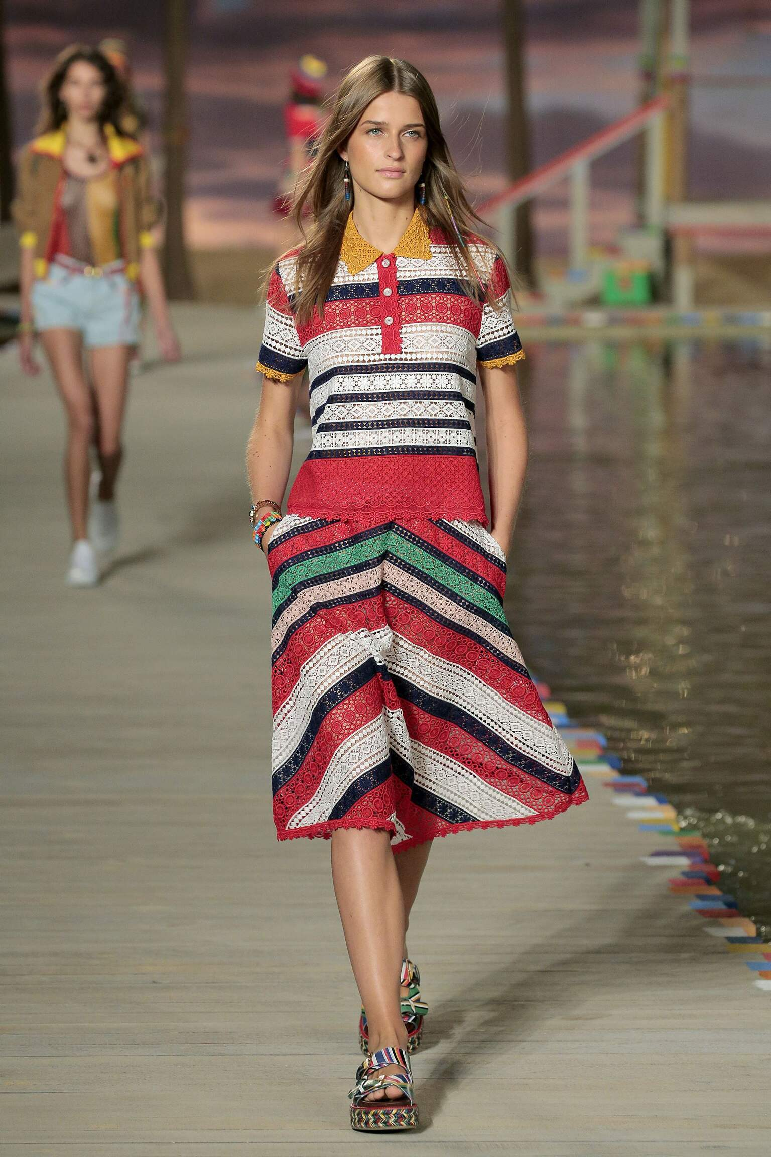 Tommy Hilfiger Summer 2016 Catwalk