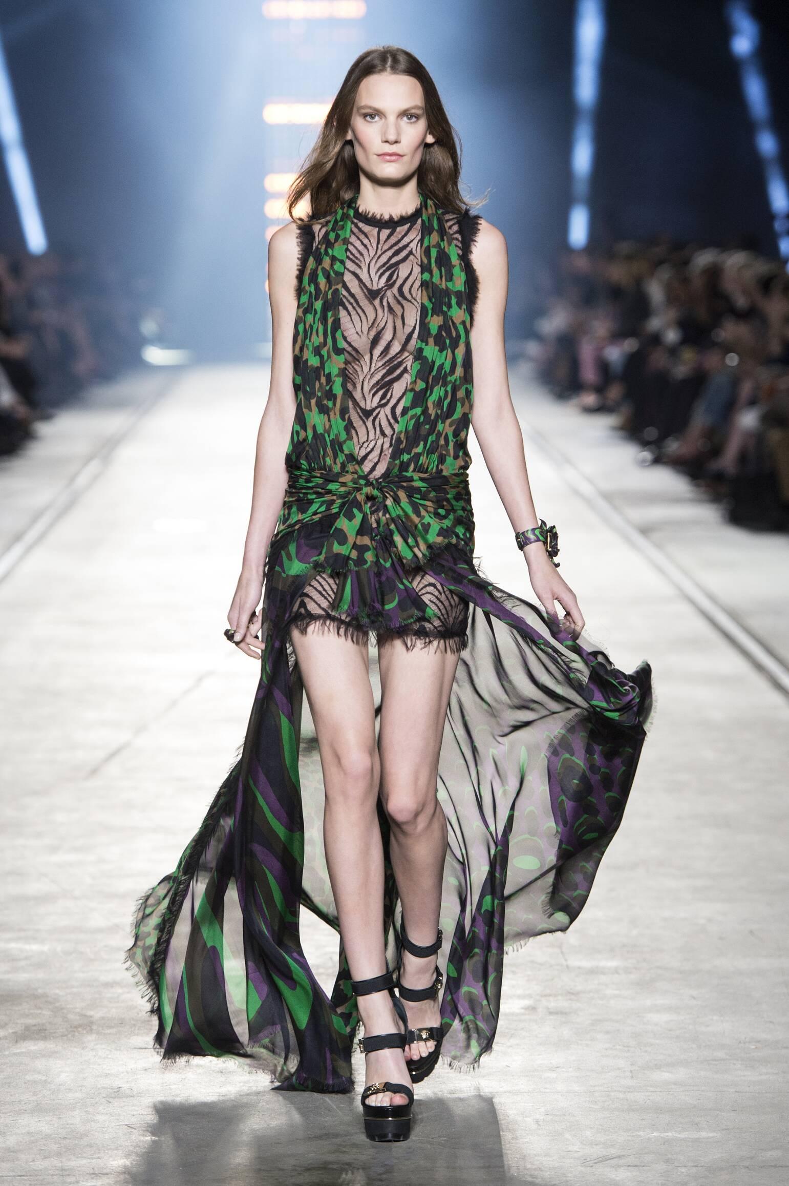 Versace 2016 Milan