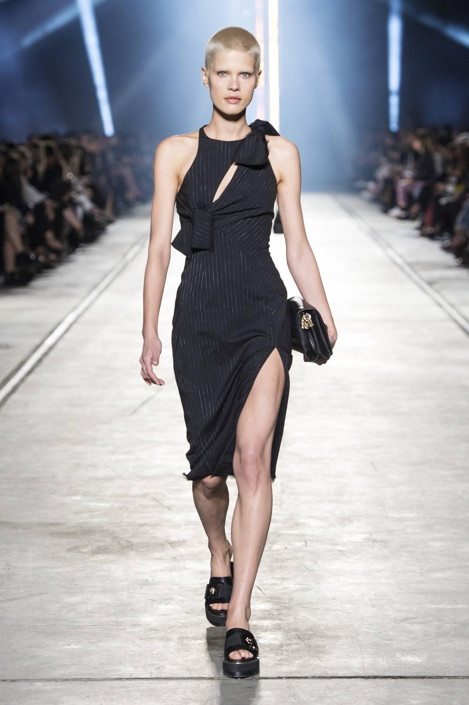 Versace Woman Style