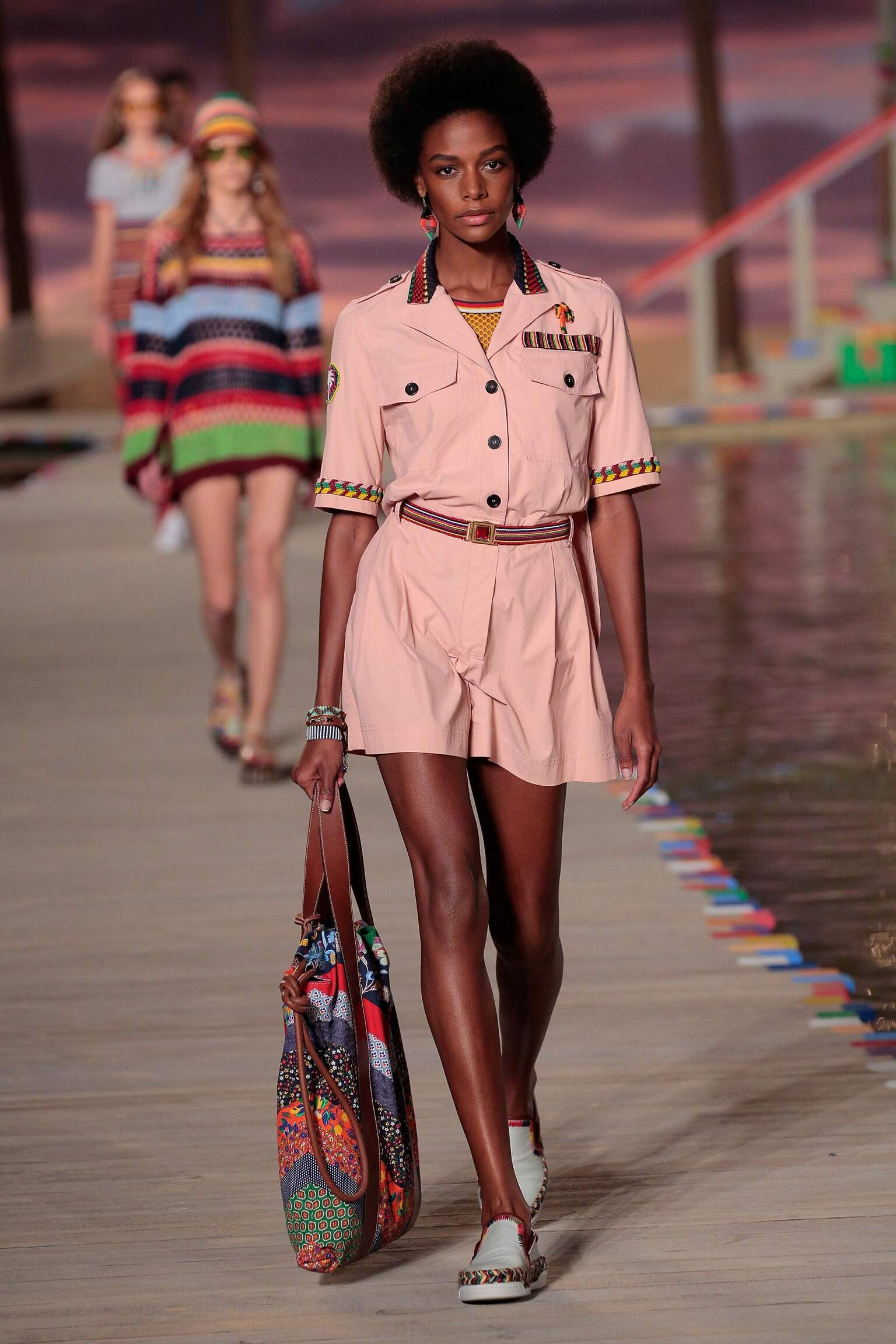 Womenswear Spring Summer Tommy Hilfiger 2016