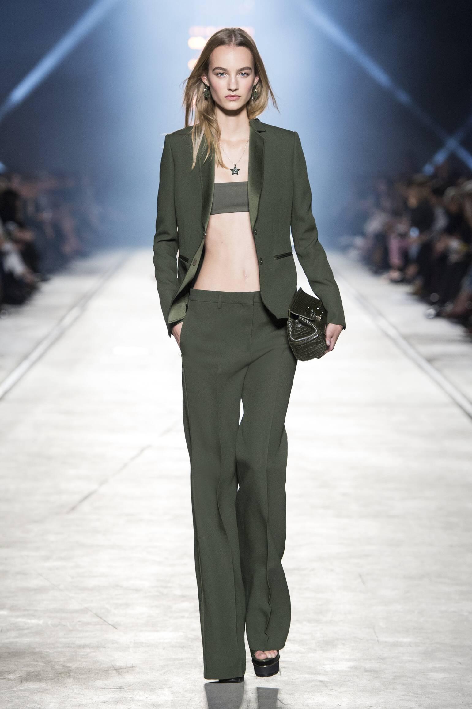Womenswear Spring Summer Versace 2016