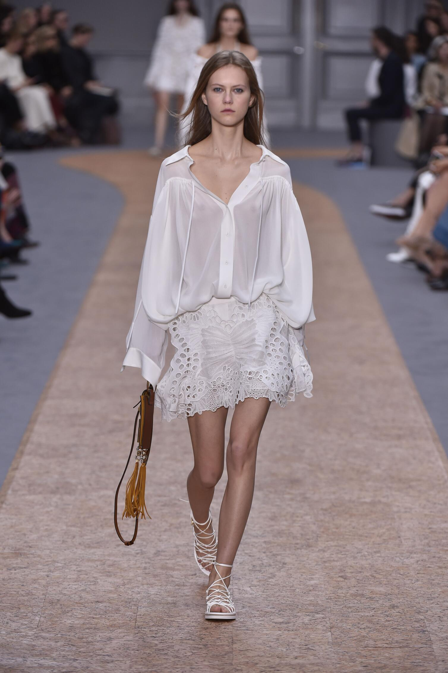 2016 Catwalk Chloé Summer