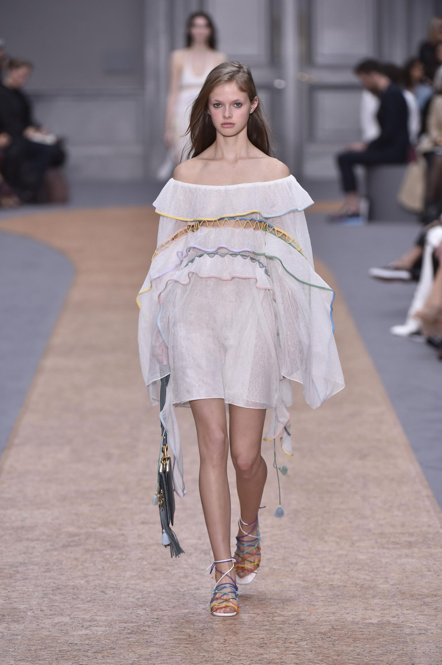 2016 Chloé Summer Catwalk
