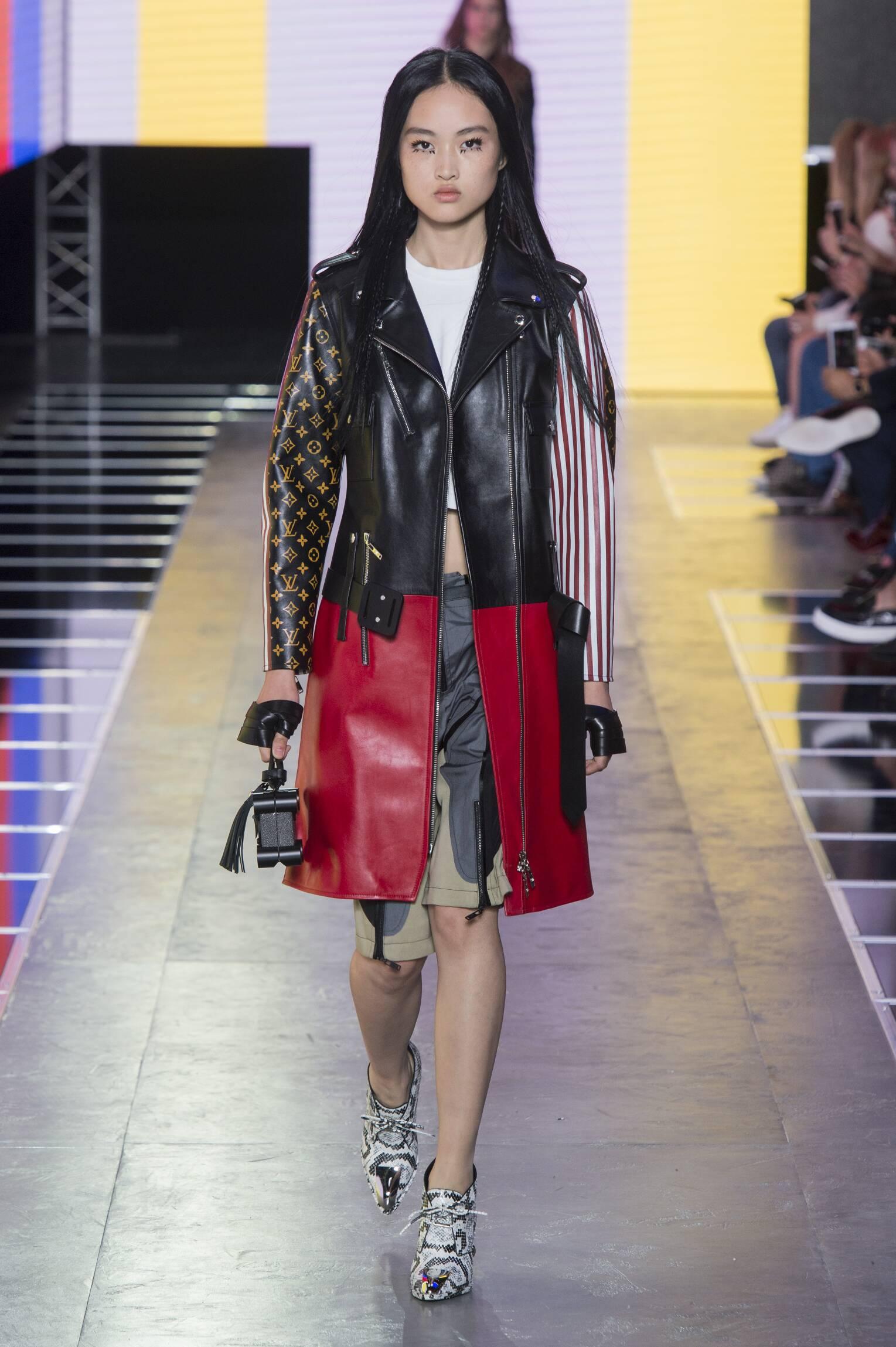 2016 Louis Vuitton Spring Summer