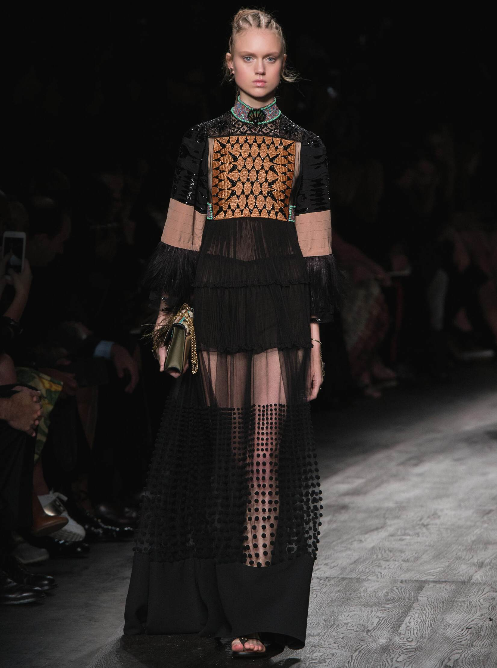 2016 Woman Style Valentino
