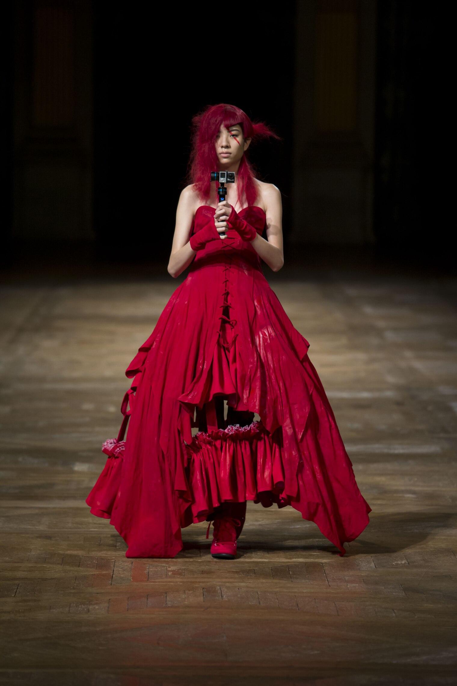 2016 Woman Style Yohji Yamamoto