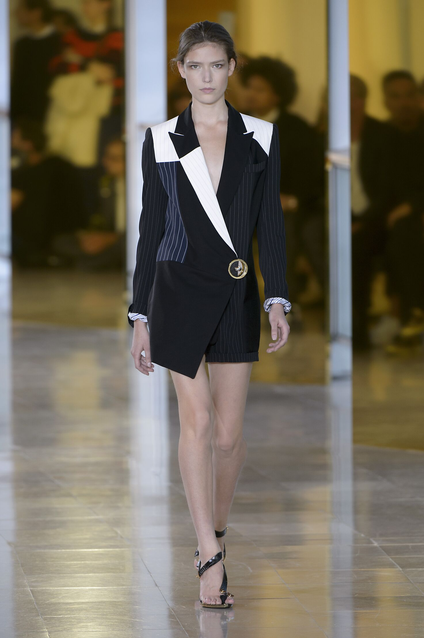 Anthony Vaccarello Paris Fashion Week