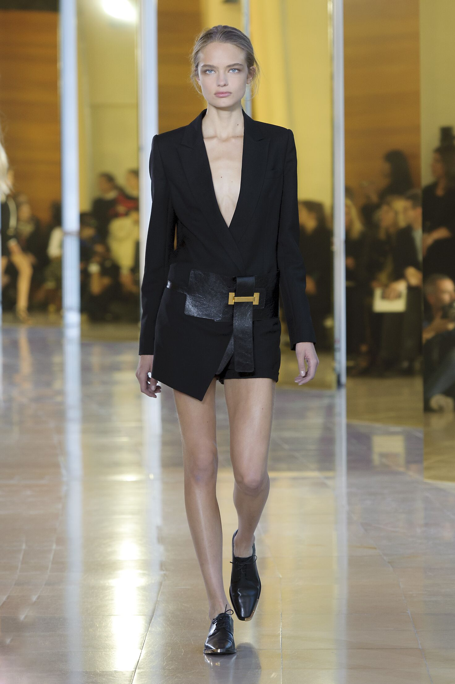 Anthony Vaccarello SS 2016 Womenswear
