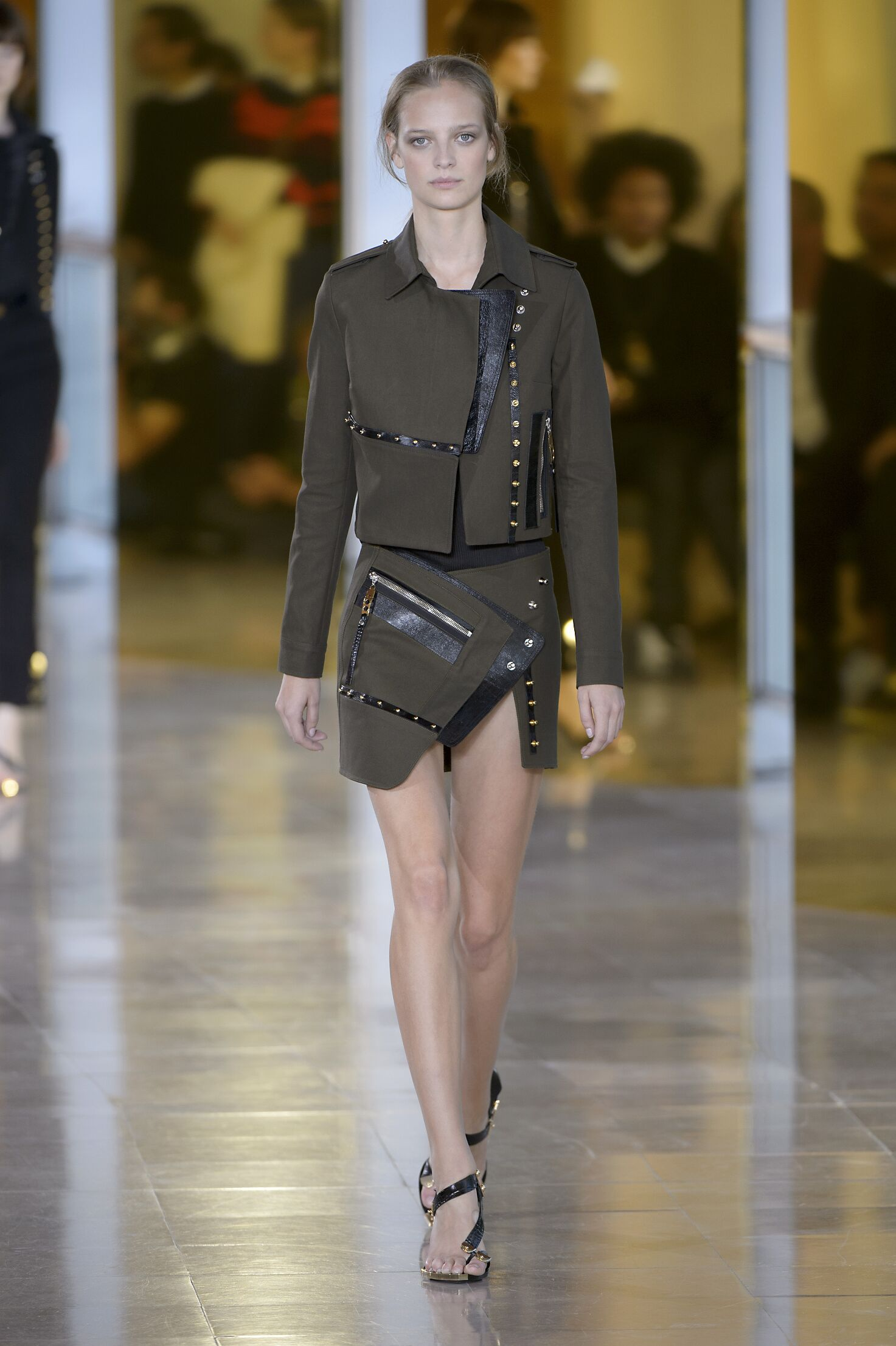 Anthony Vaccarello Spring Summer 2016