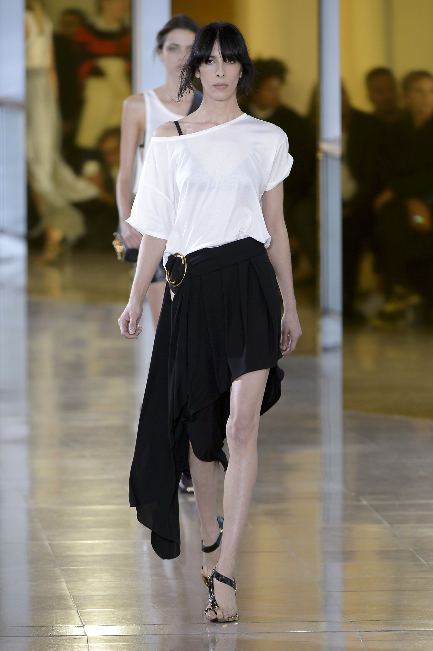 Anthony Vaccarello Woman Style