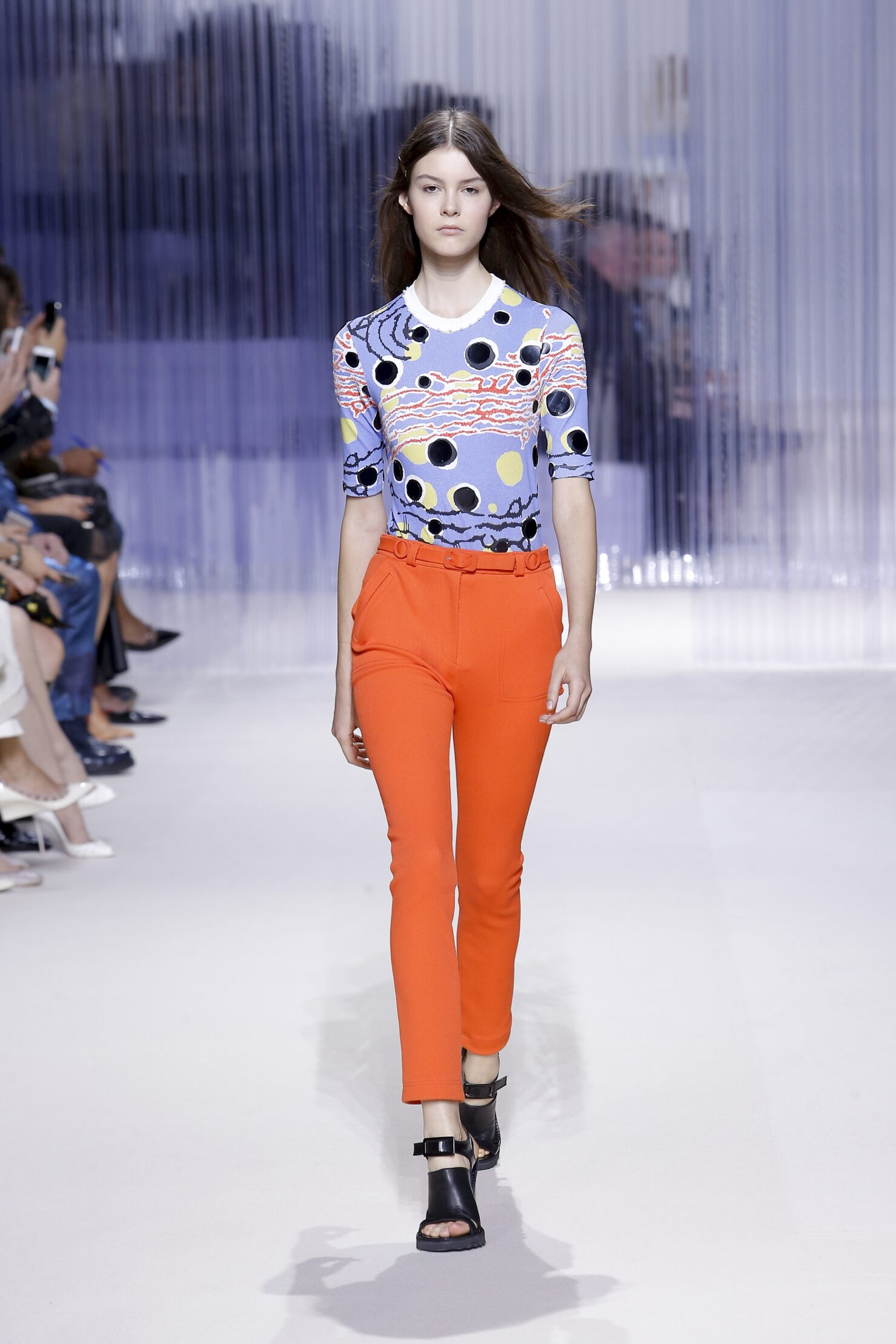 Carven Spring Summer 2016 Womens Collection Paris Fashion Week