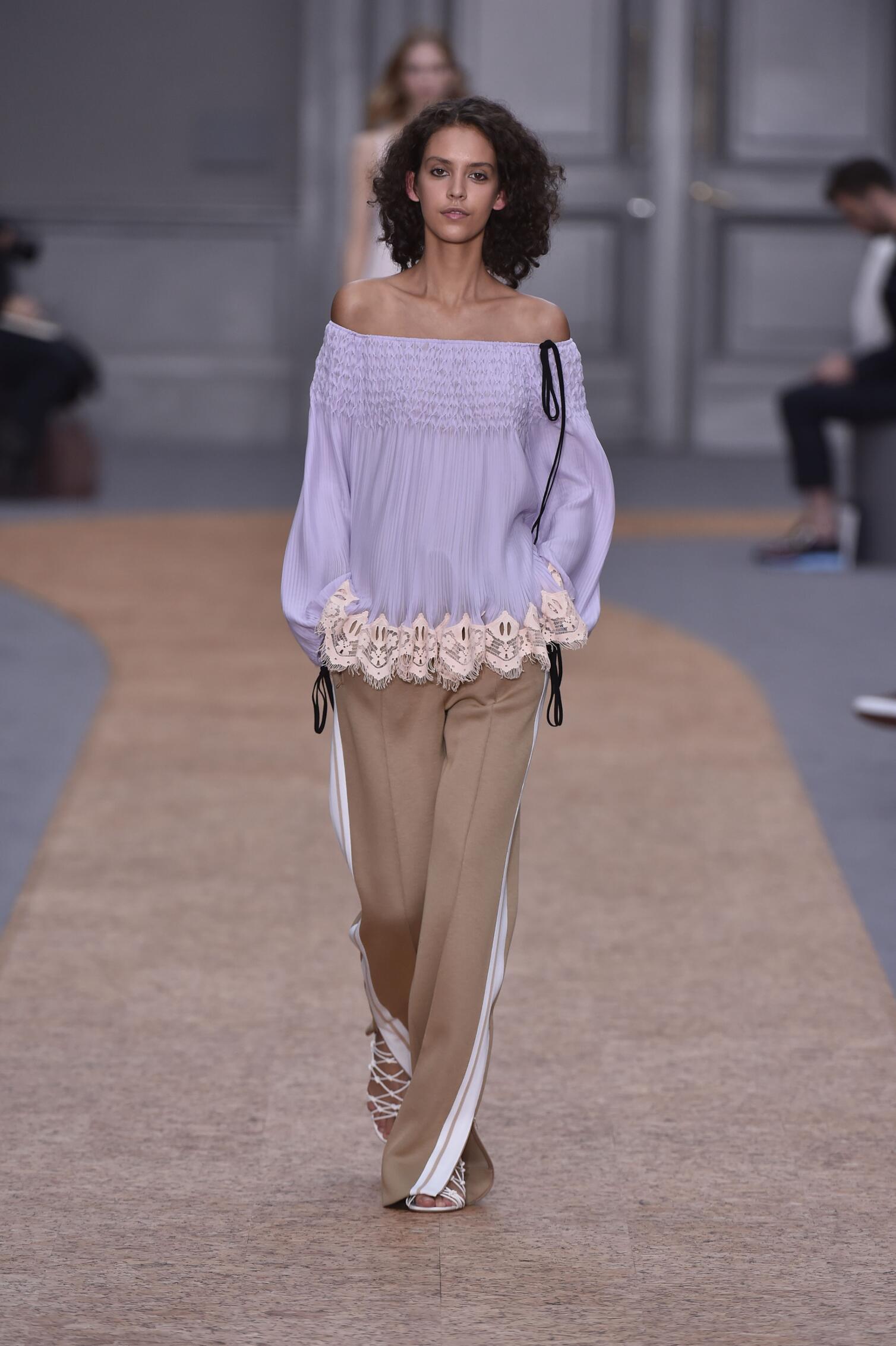 Chloé SS 2016 Womenswear