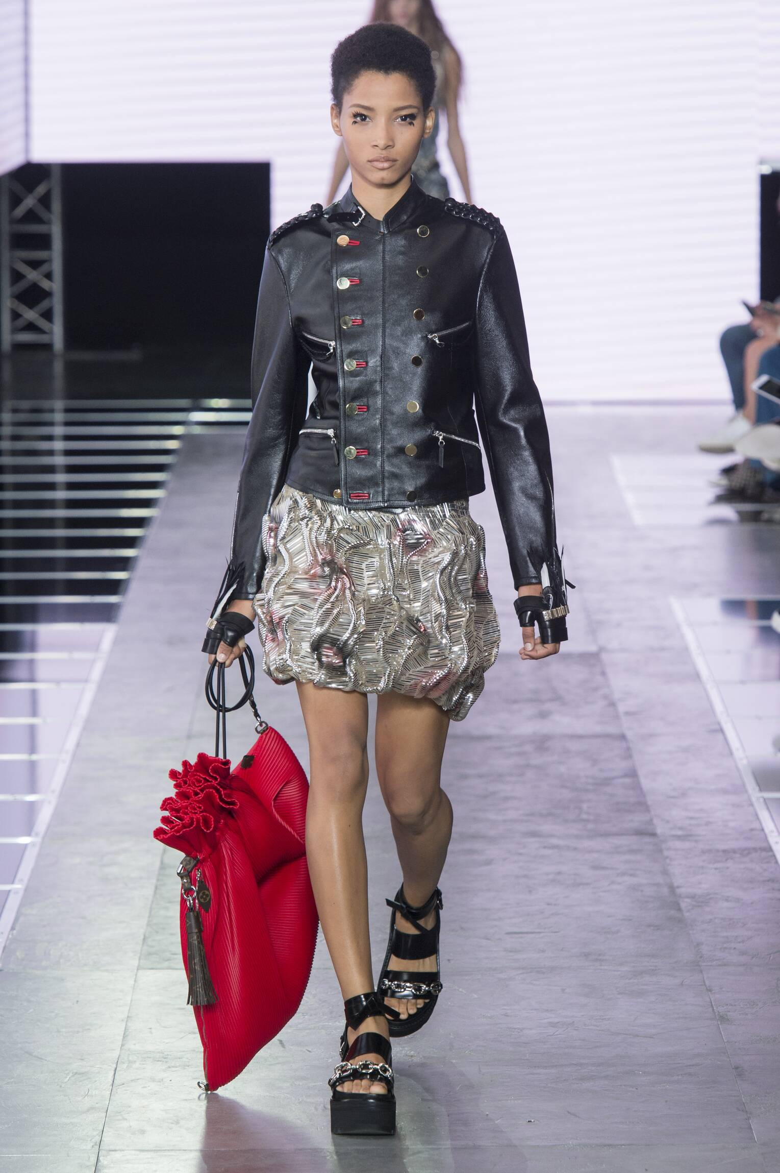 Fashion 2016 Catwalk Louis Vuitton Summer