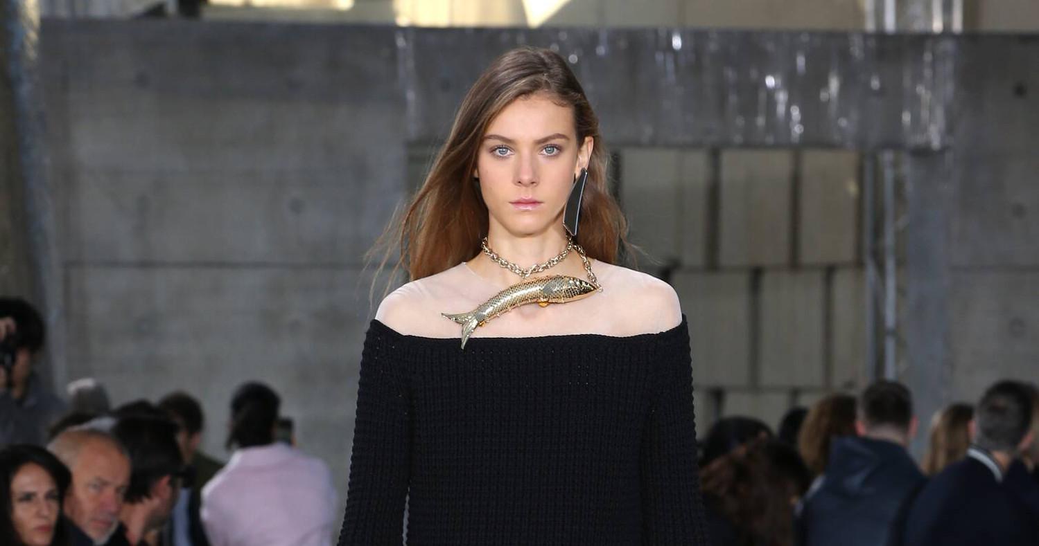 Loewe Fashion Show SS 2016 Paris