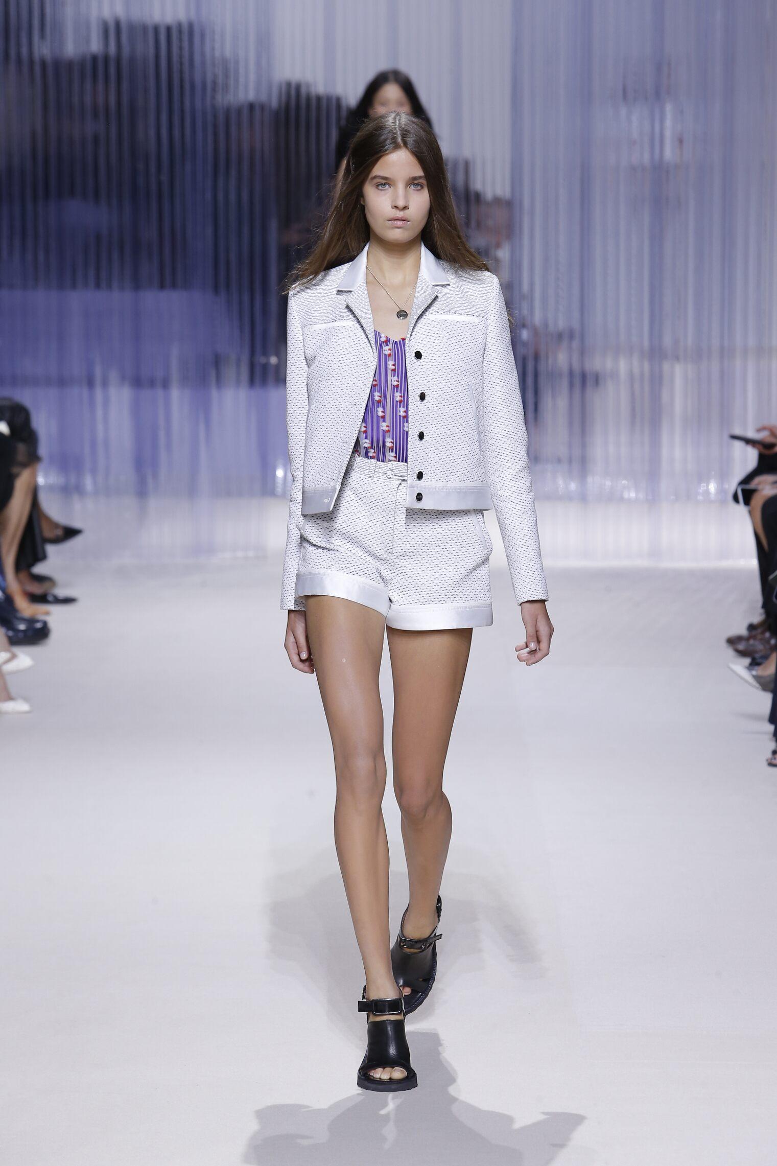 Models Fashion Show Carven