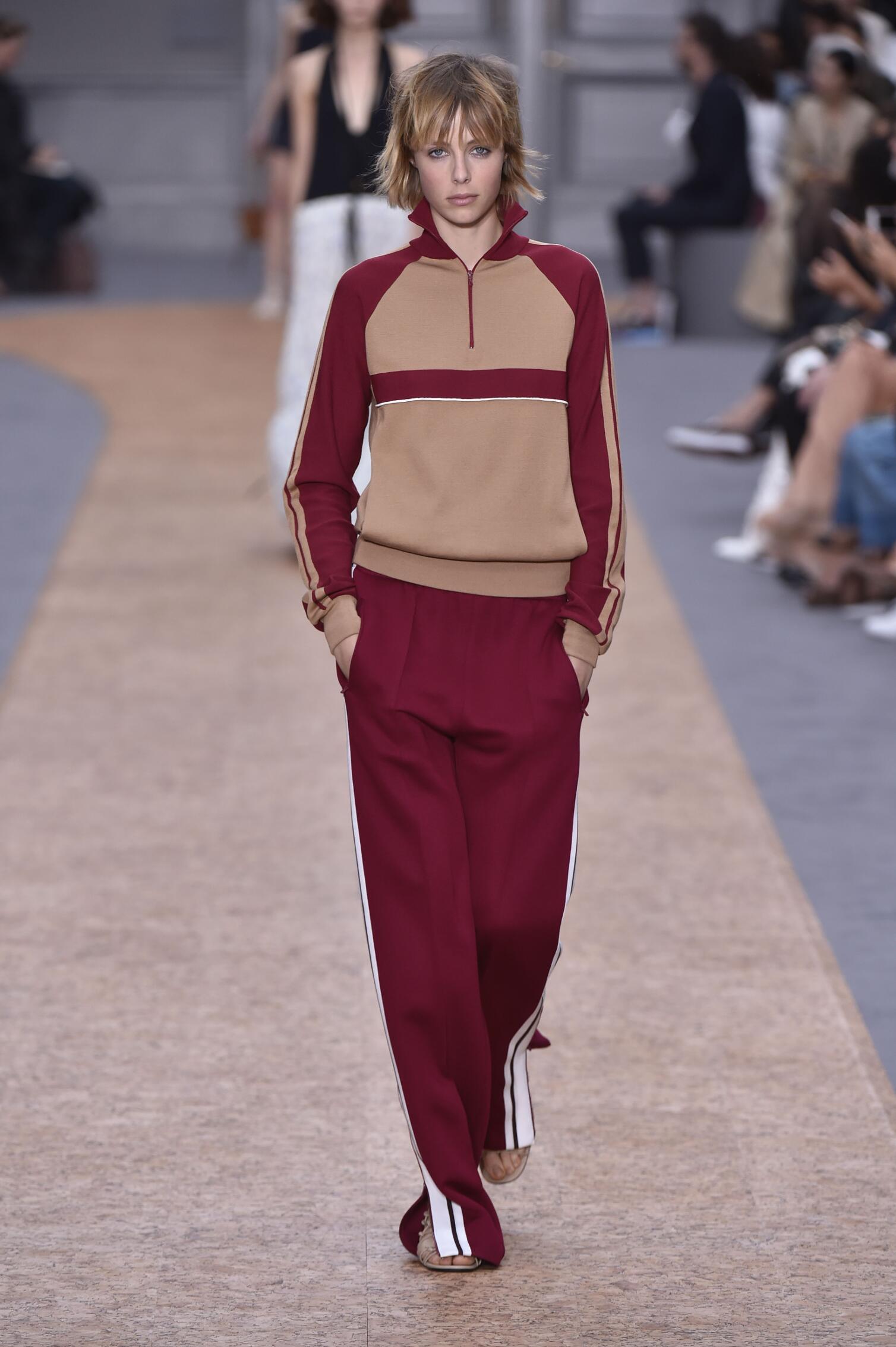Models Fashion Show Chloé