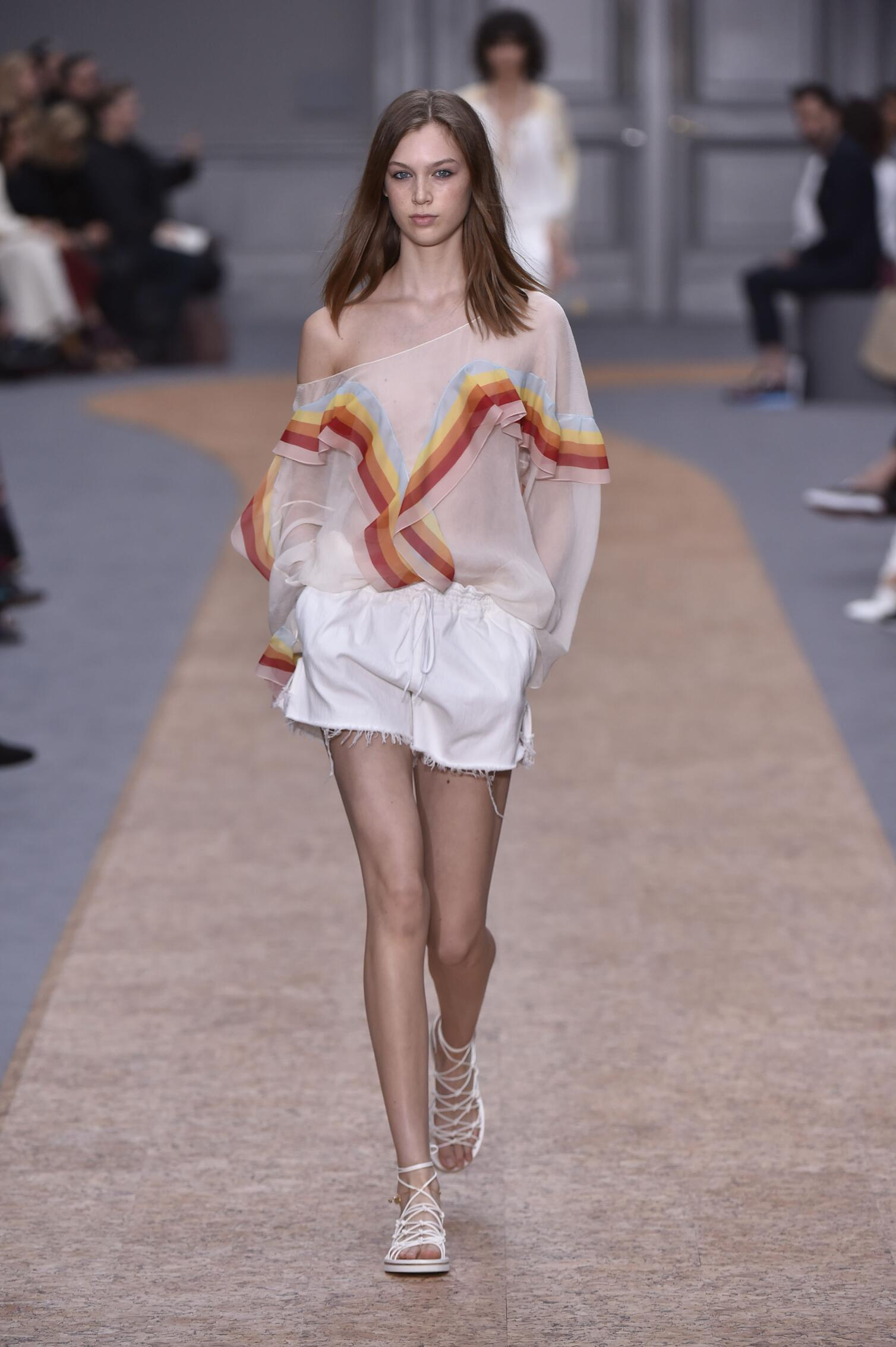 SS 2016 Chloé Fashion Show Paris