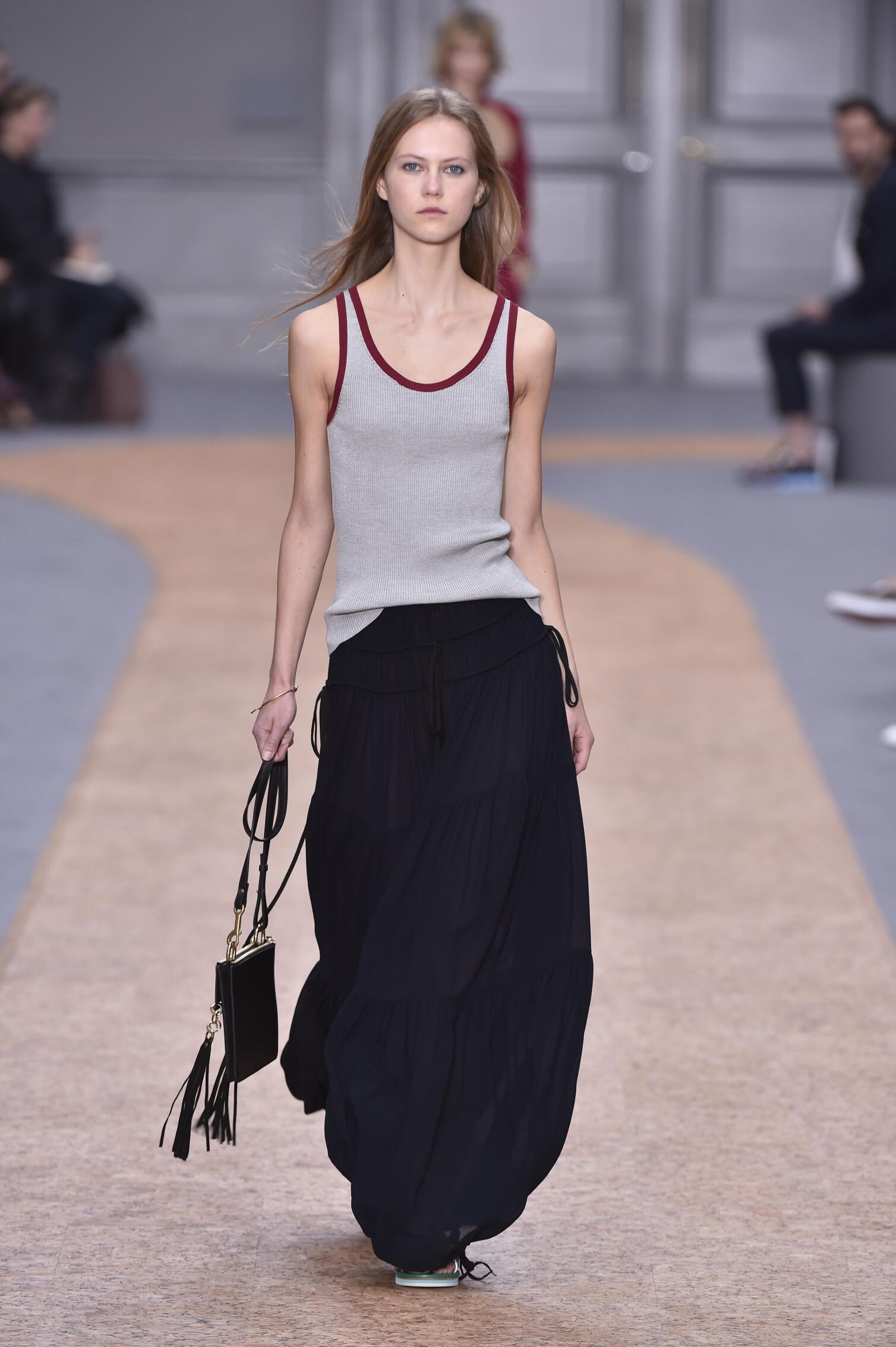 SS 2016 Chloé Fashion Show