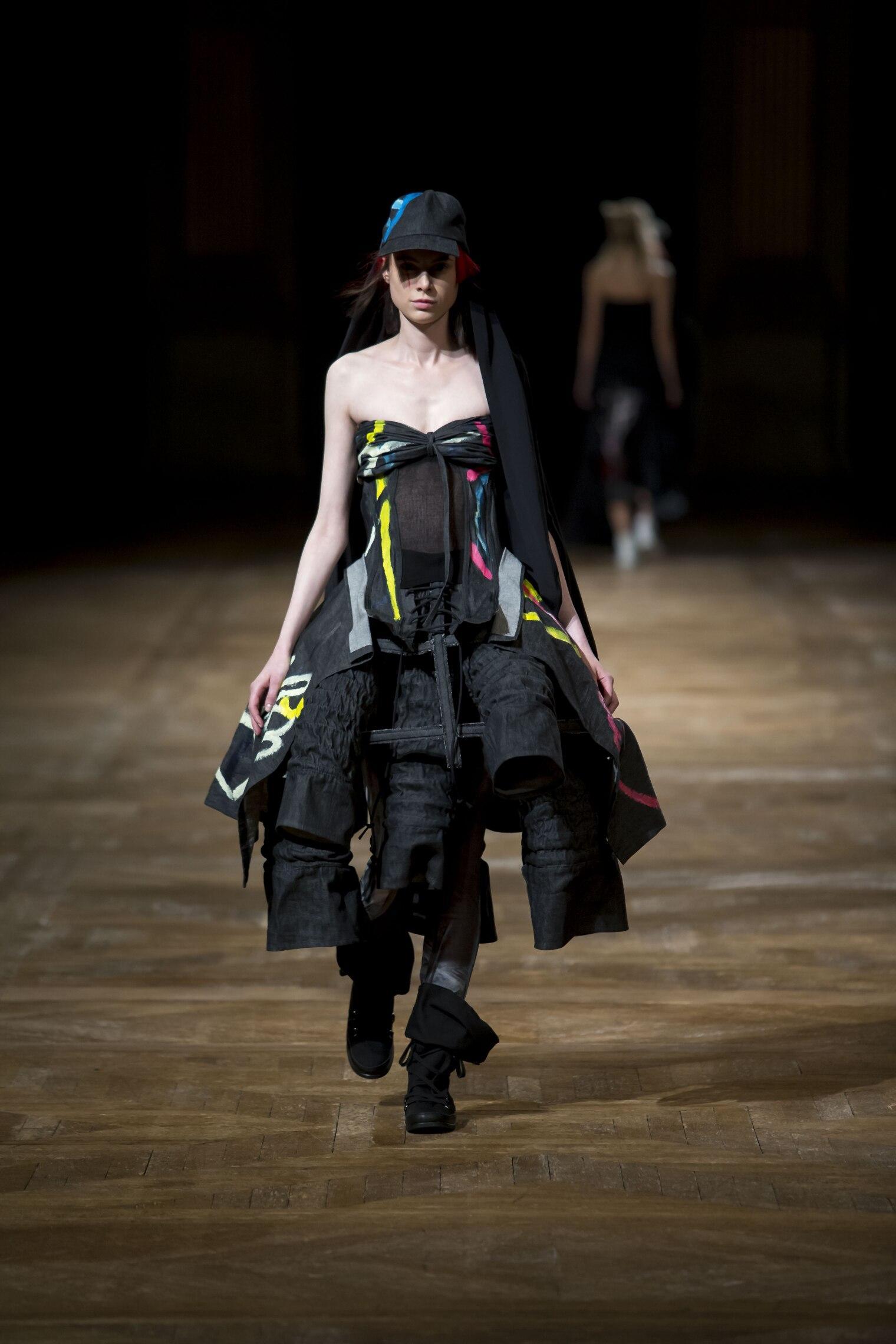 Spring 2016 Fashion Trends Yohji Yamamoto