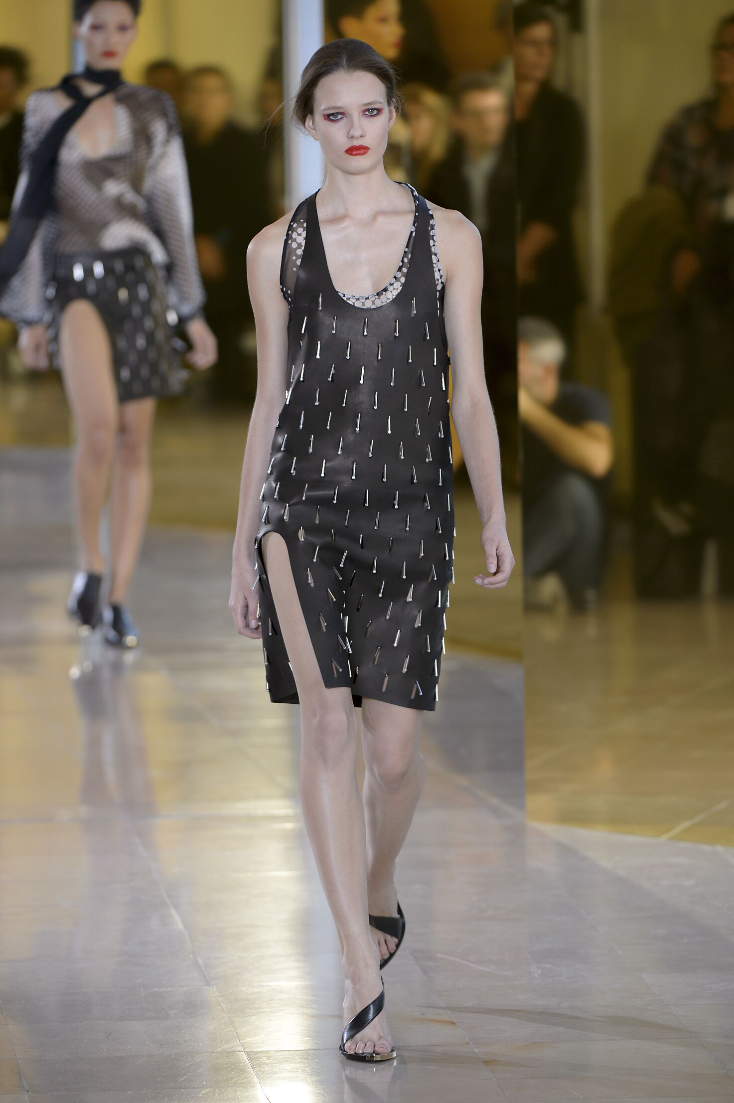 Spring 2016 Woman Fashion Show Anthony Vaccarello