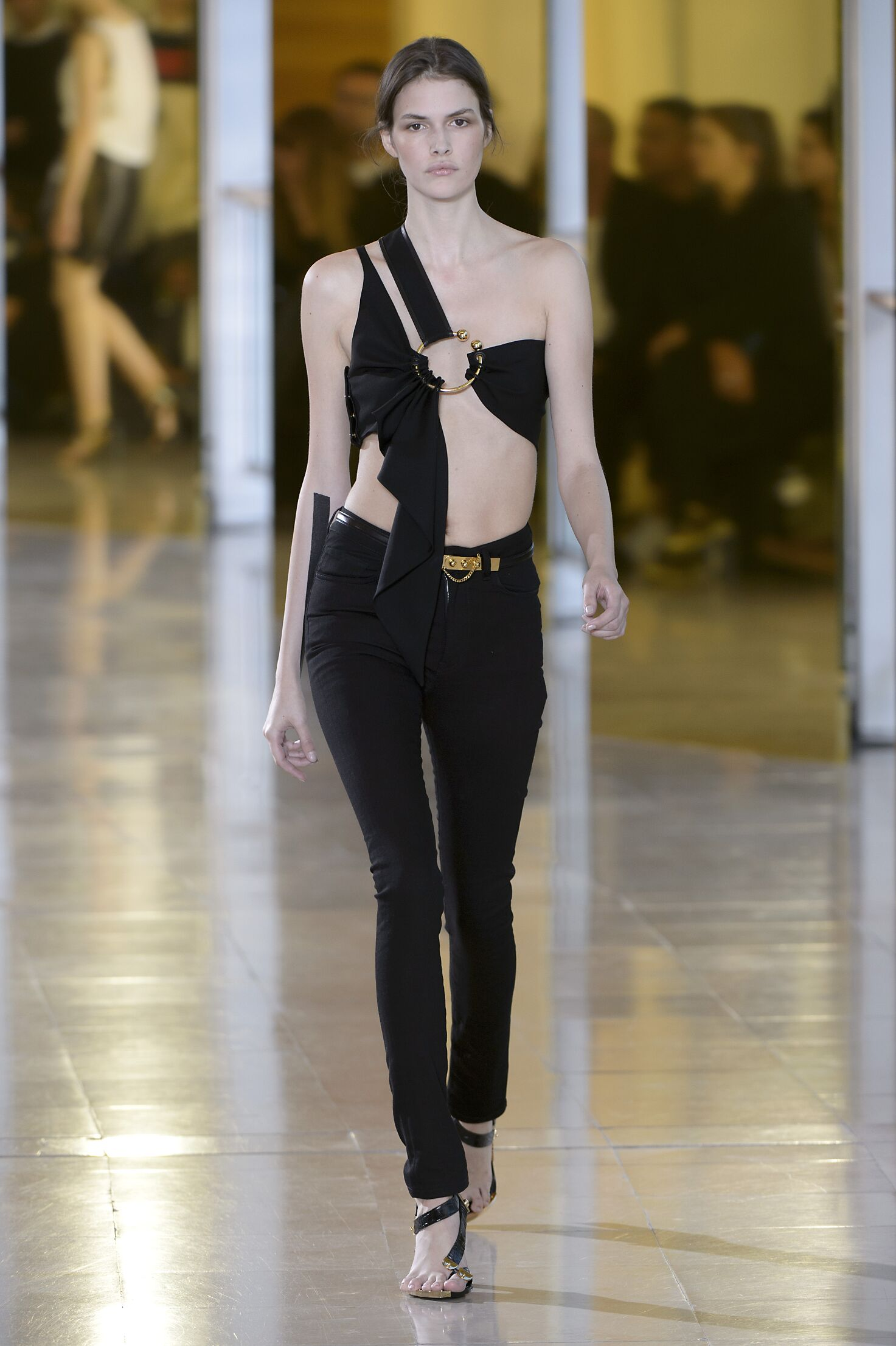 Spring Fashion 2016 Anthony Vaccarello