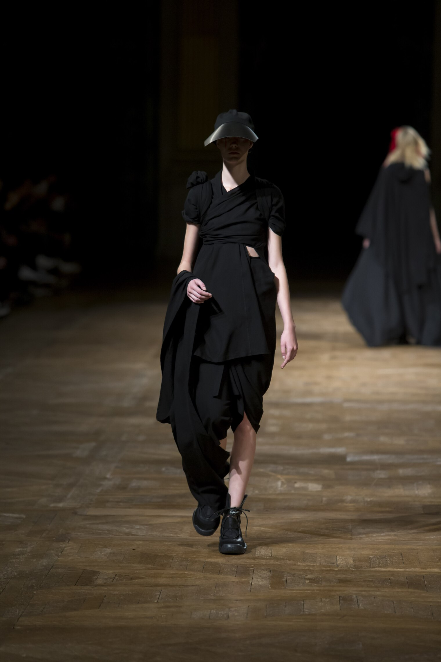 Spring Fashion 2016 Yohji Yamamoto