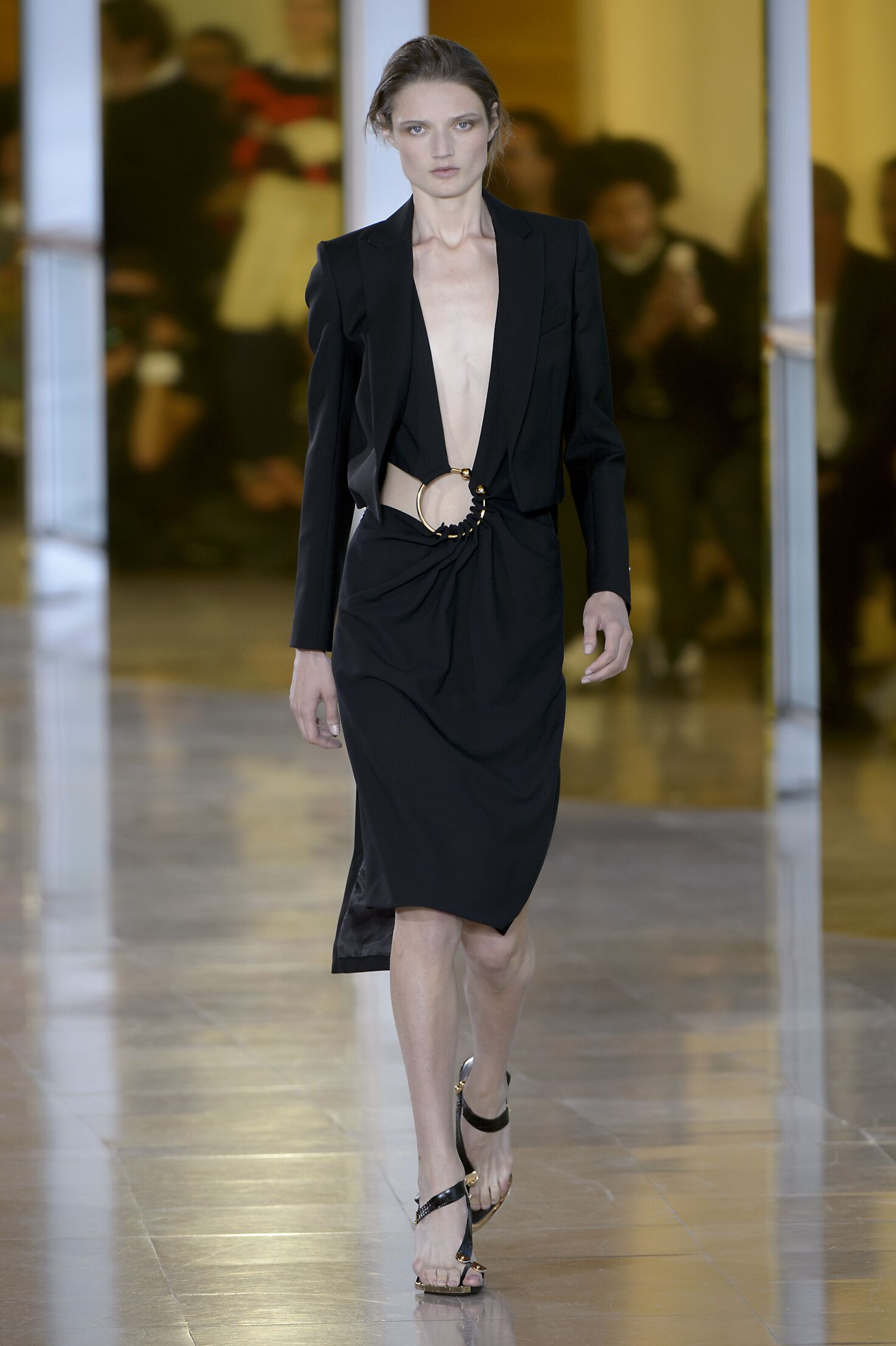 Spring Summer 2016 Woman Paris Anthony Vaccarello Collection
