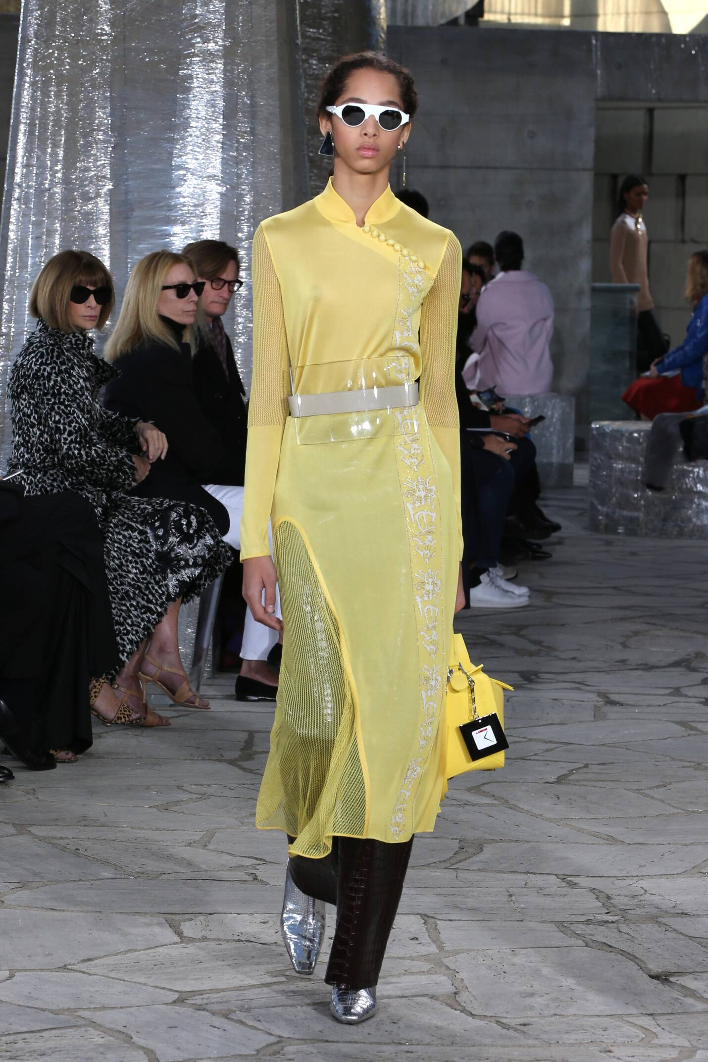 Spring Summer 2016 Woman Paris Loewe Collection