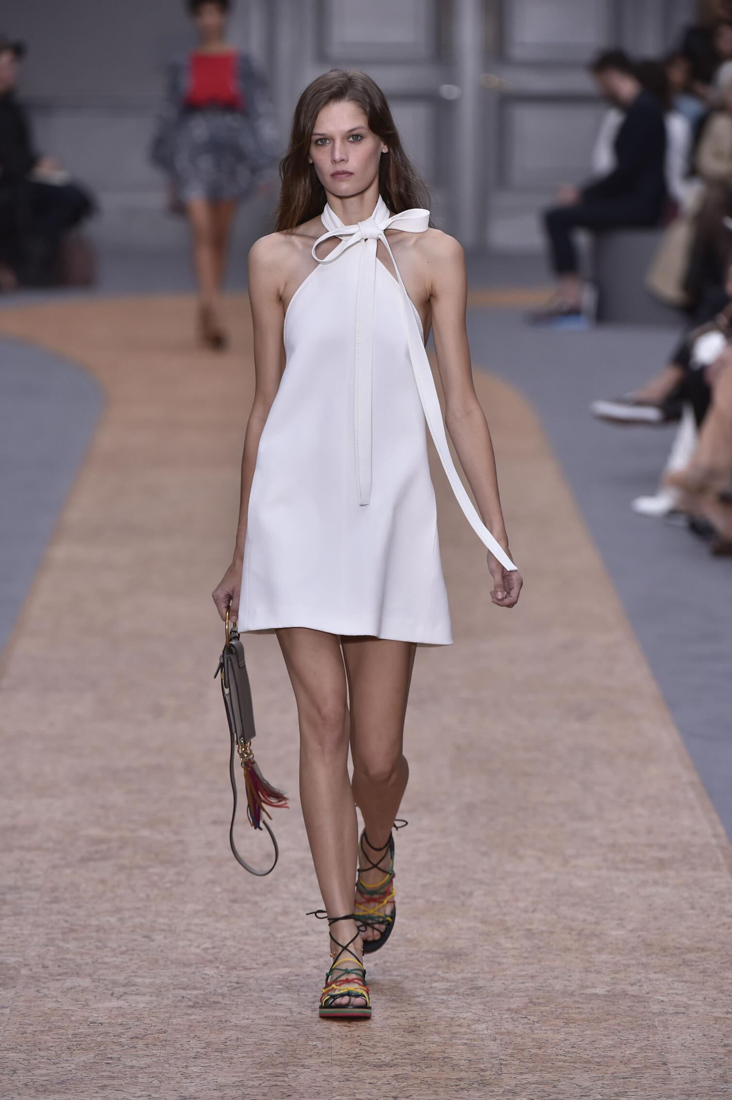 CHLOÉ SPRING SUMMER 2016 WOMEN'S COLLECTION