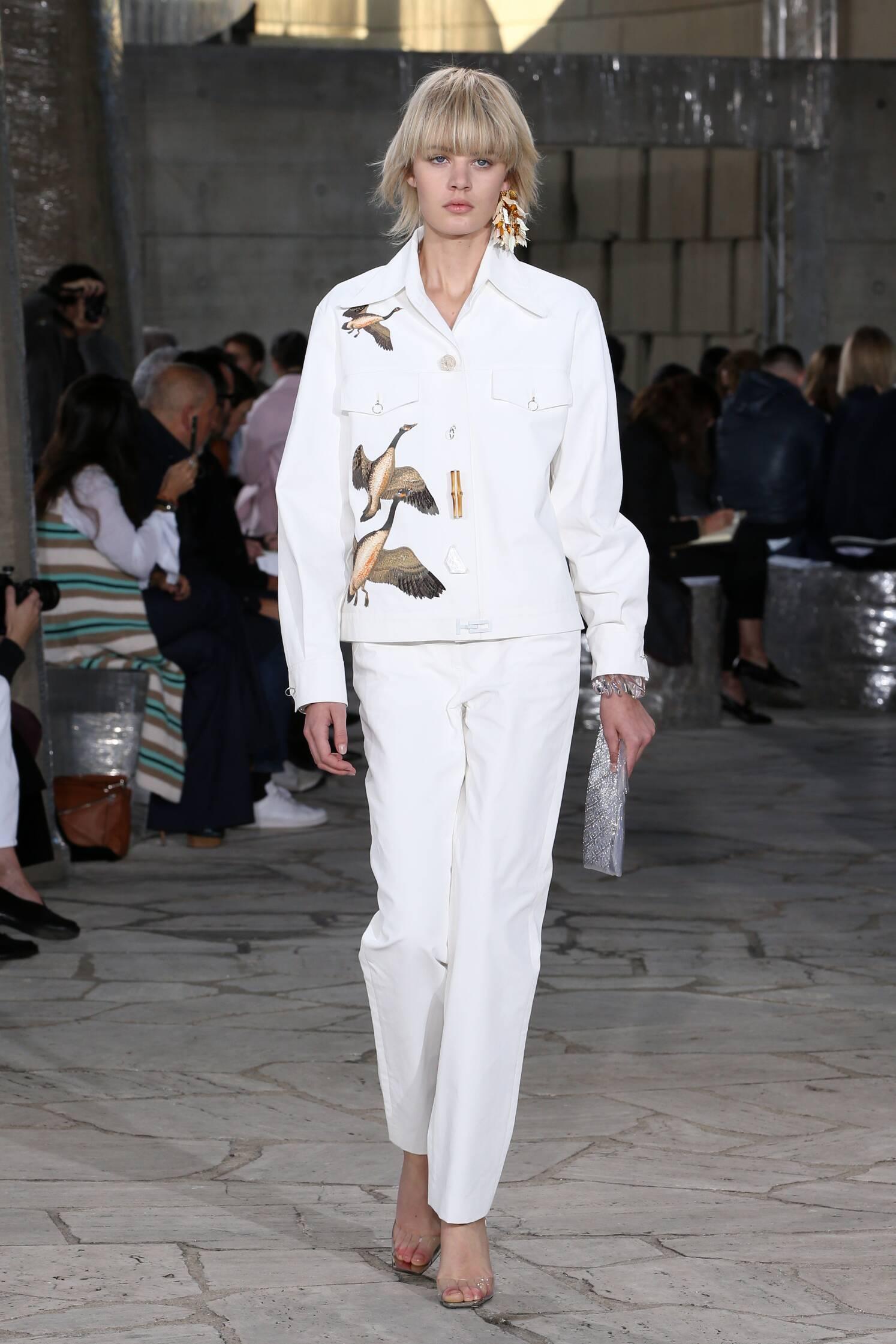 Summer 2016 Fashion Trends Loewe