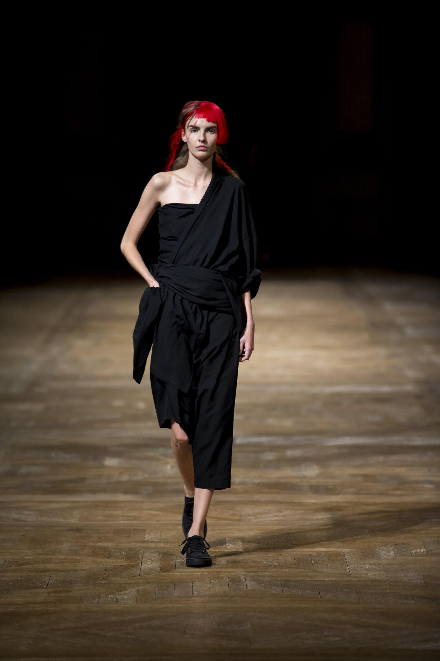 Summer 2016 Fashion Trends Yohji Yamamoto