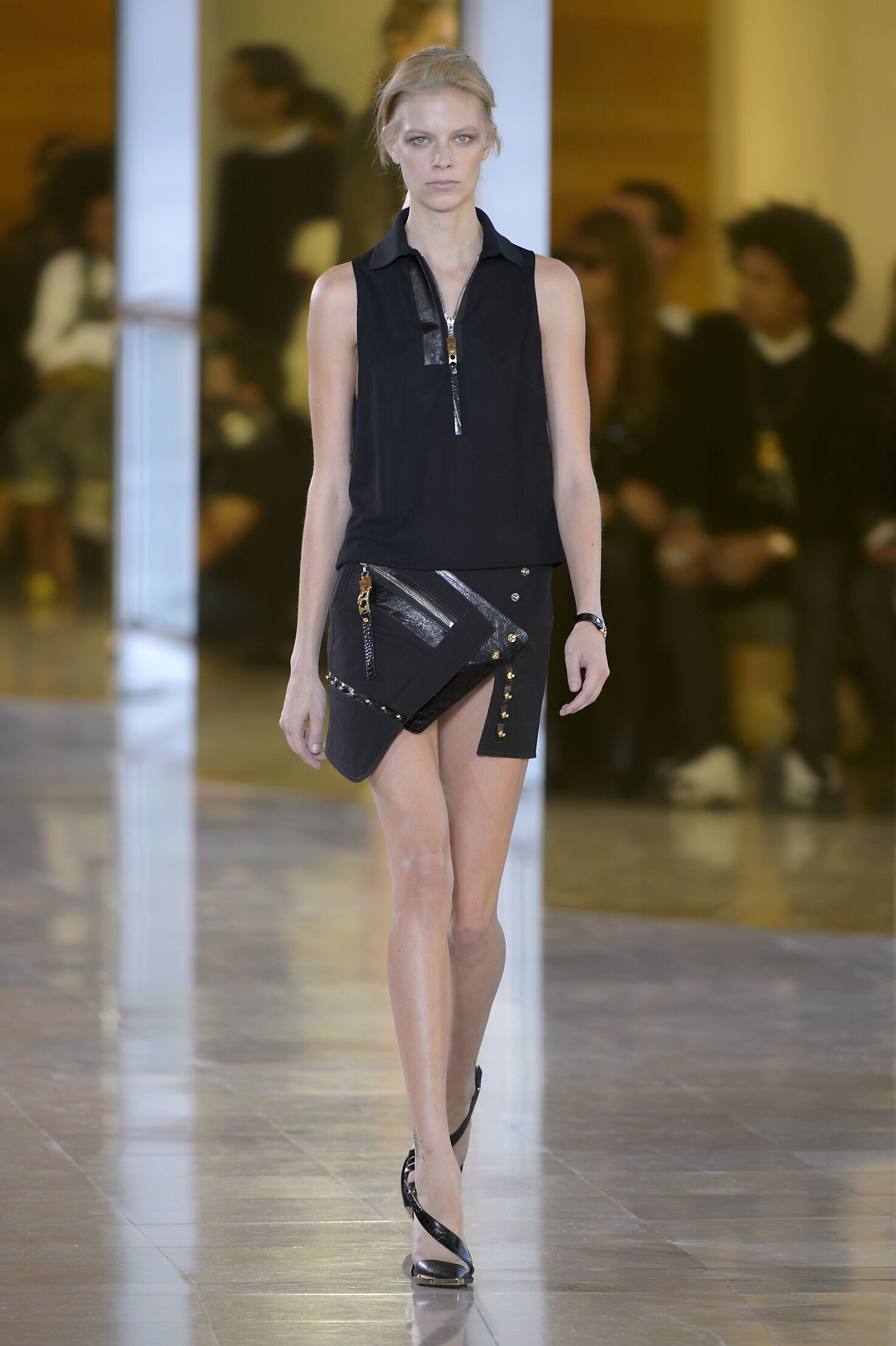 Summer 2016 Woman Trends Anthony Vaccarello