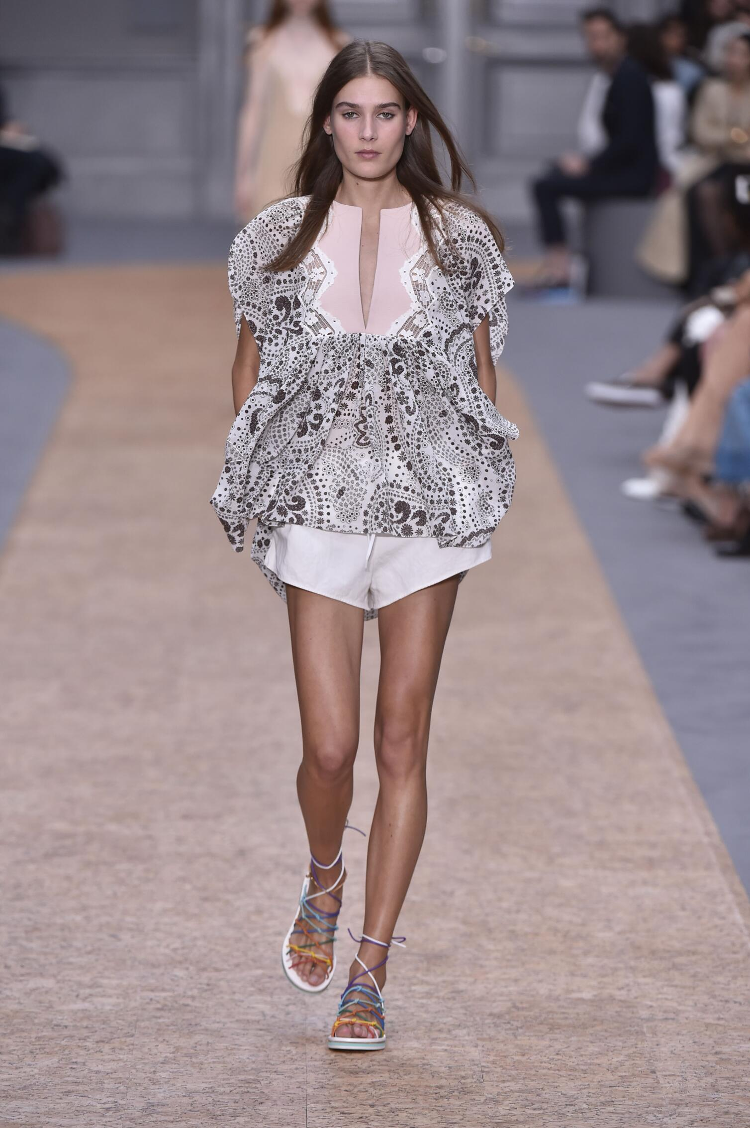 Summer 2016 Woman Trends Chloé