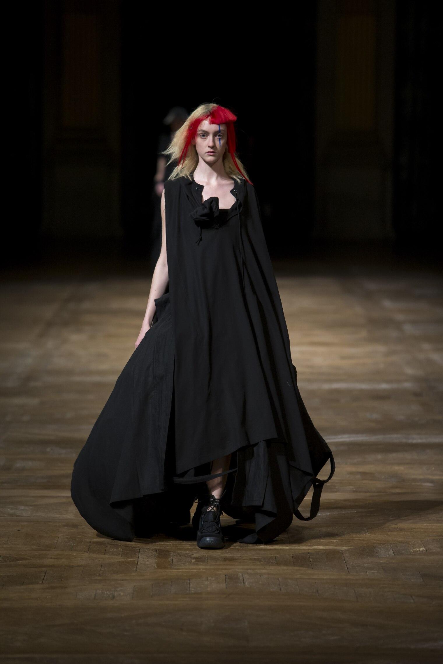 Summer Fashion Trends 2016 Yohji Yamamoto