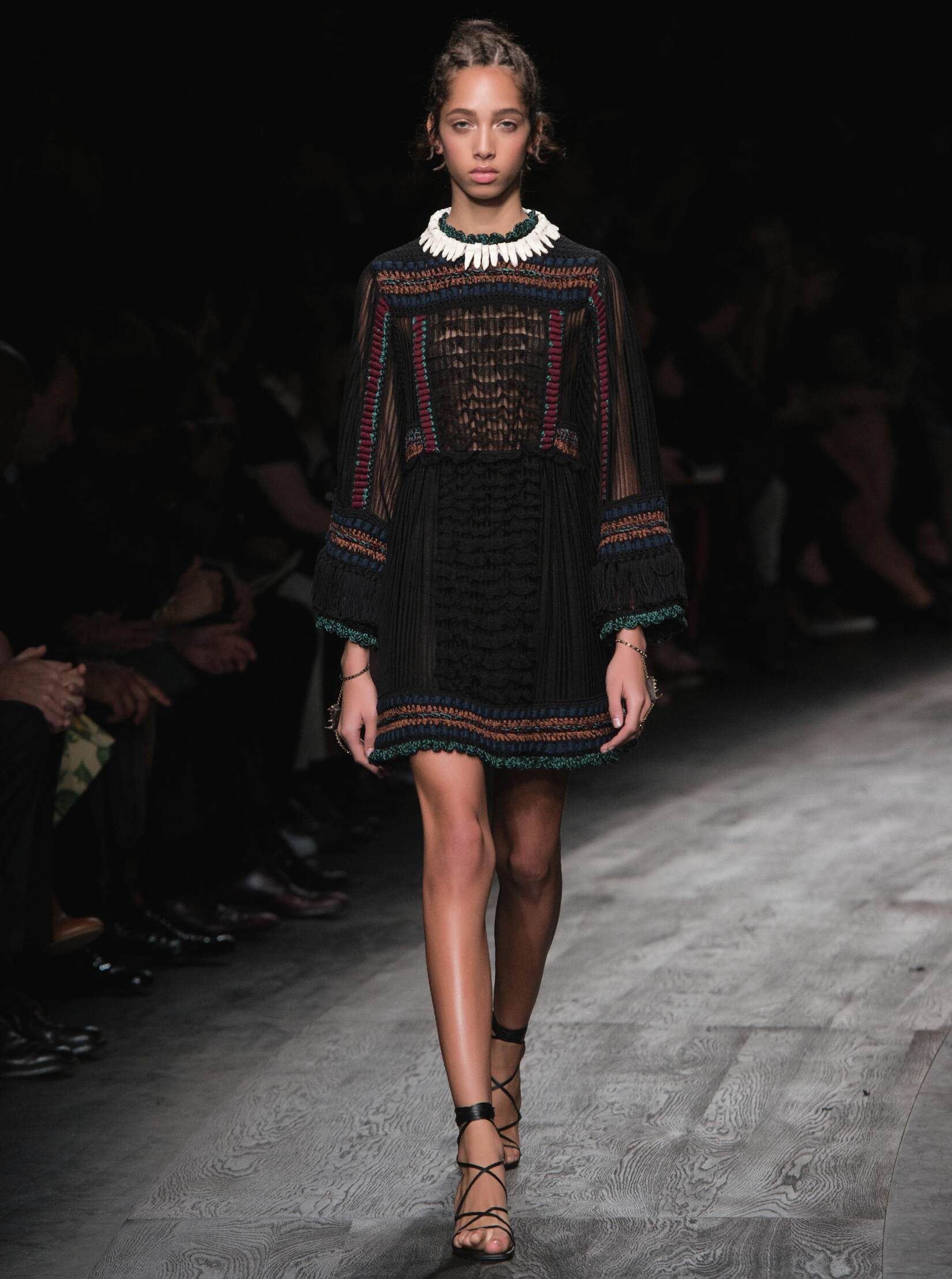 Valentino Spring Summer 2016 Womens Collection Paris Fashion Week
