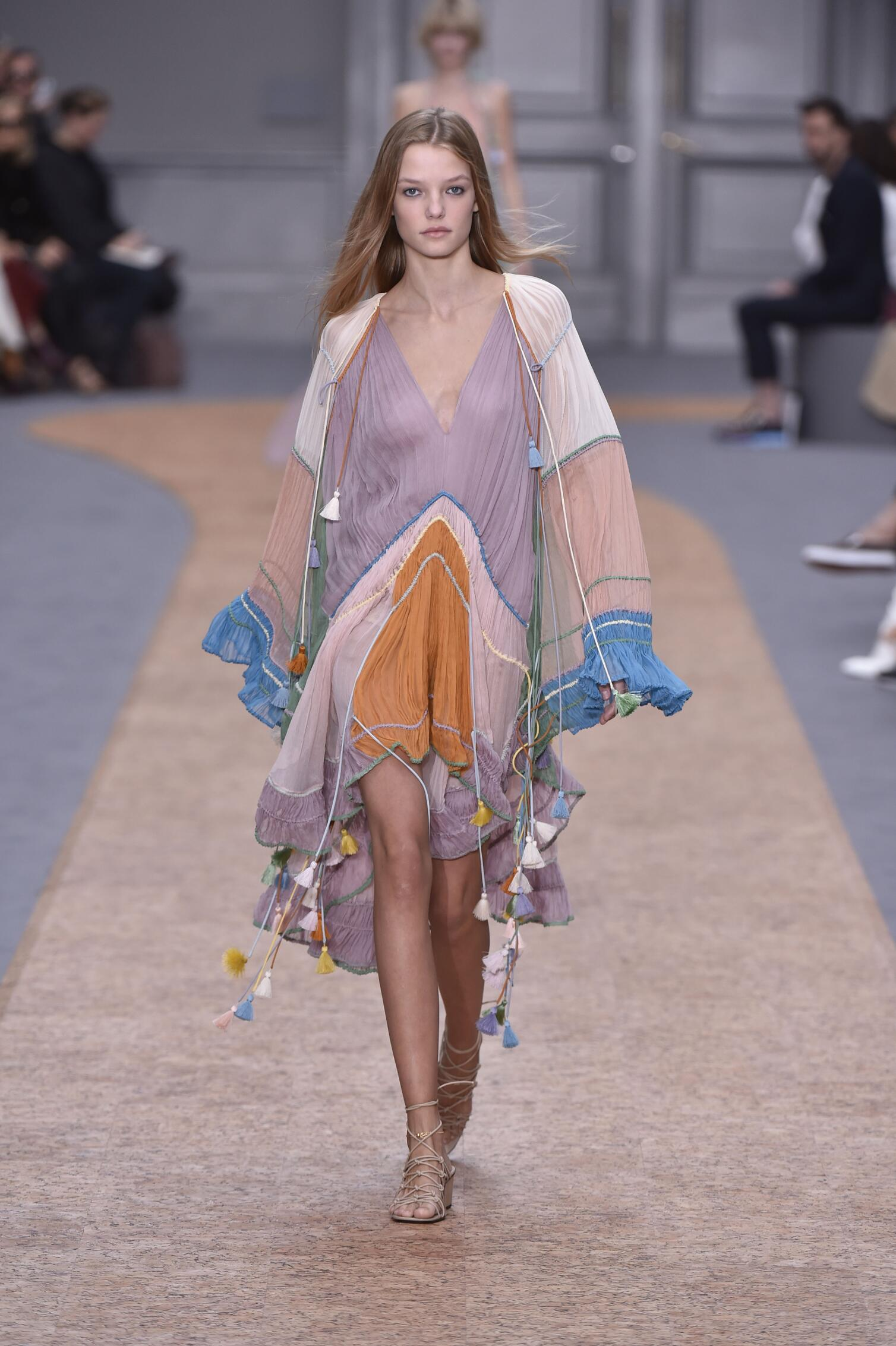 Womenswear Spring Summer Chloé 2016