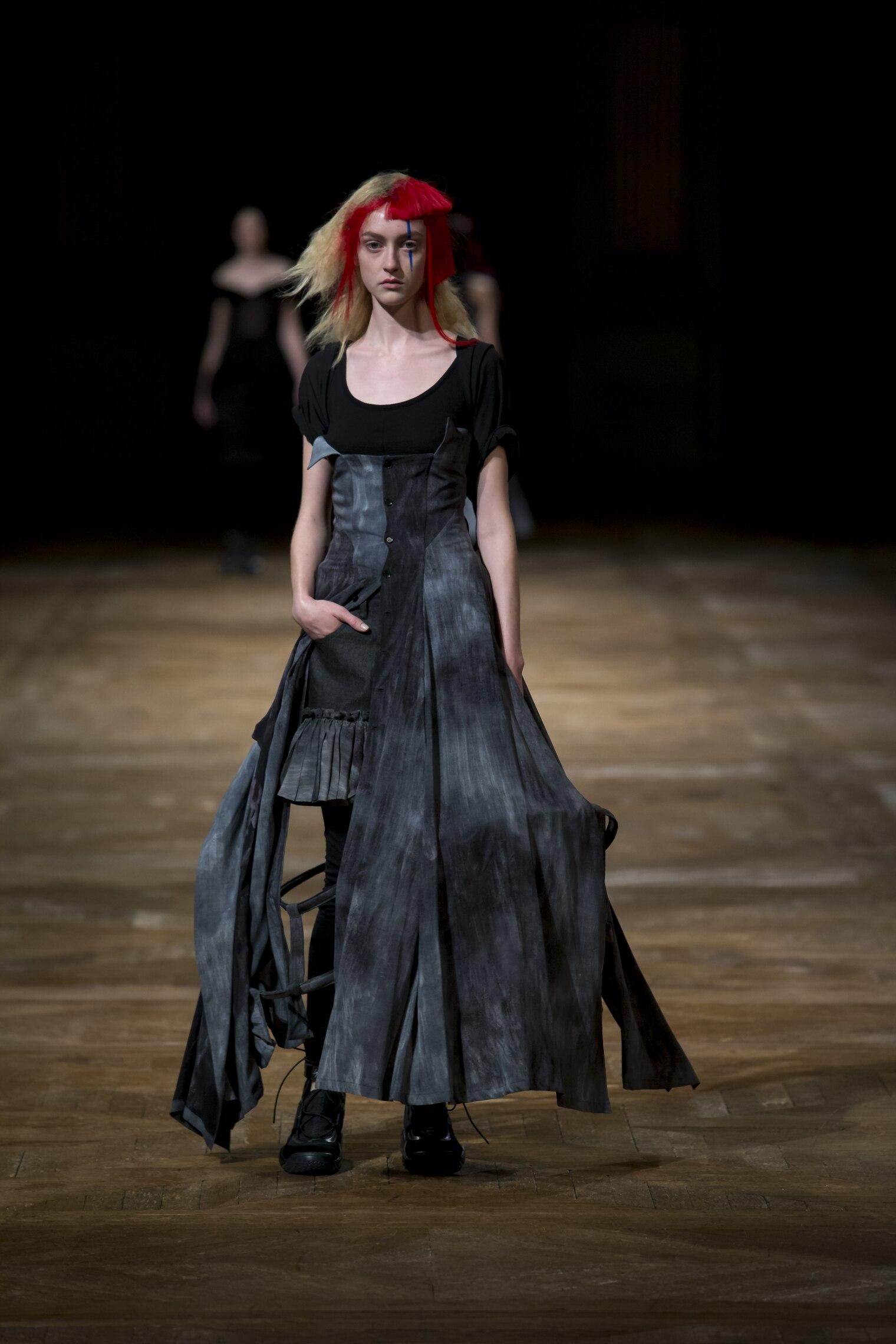 Yohji Yamamoto SS 2016 Womenswear