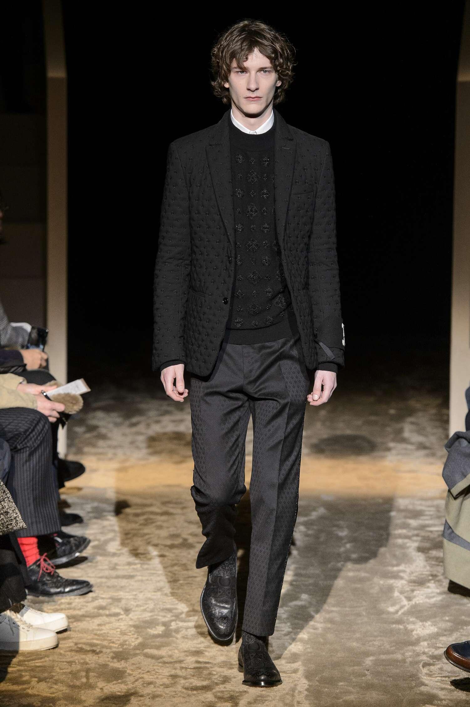 2016 17 Ermenegildo Zegna Couture Fall Winter