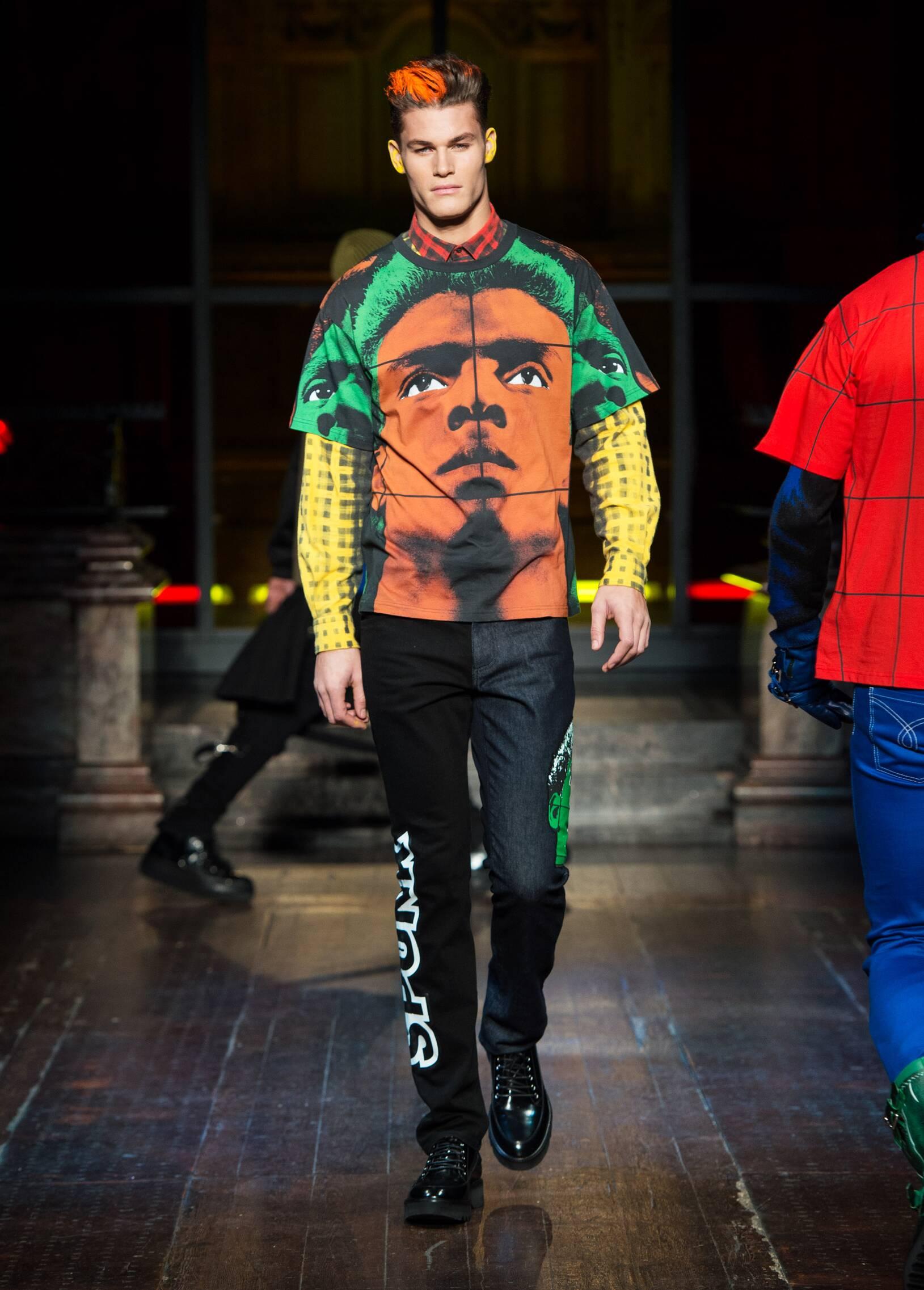 2016 17 Man Style Moschino