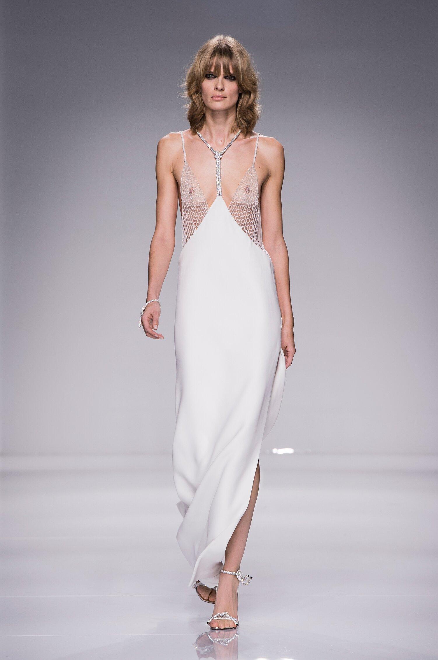 2016 Atelier Versace Couture Summer Catwalk