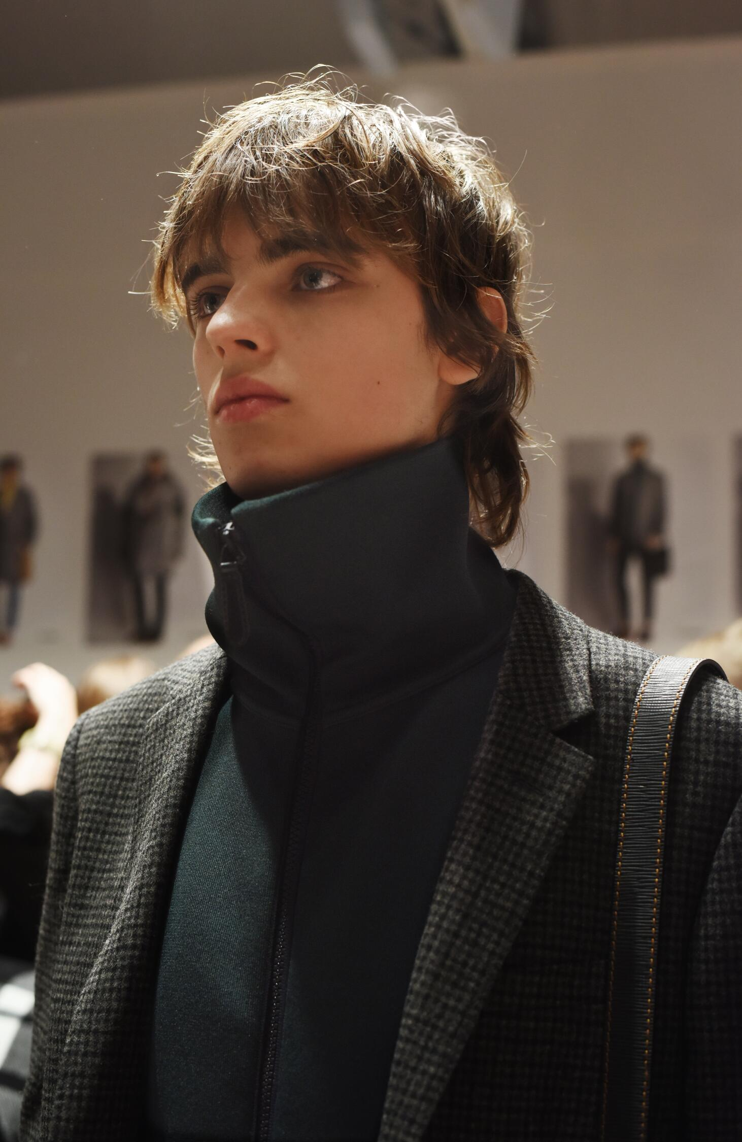 2016 Burberry Backstage