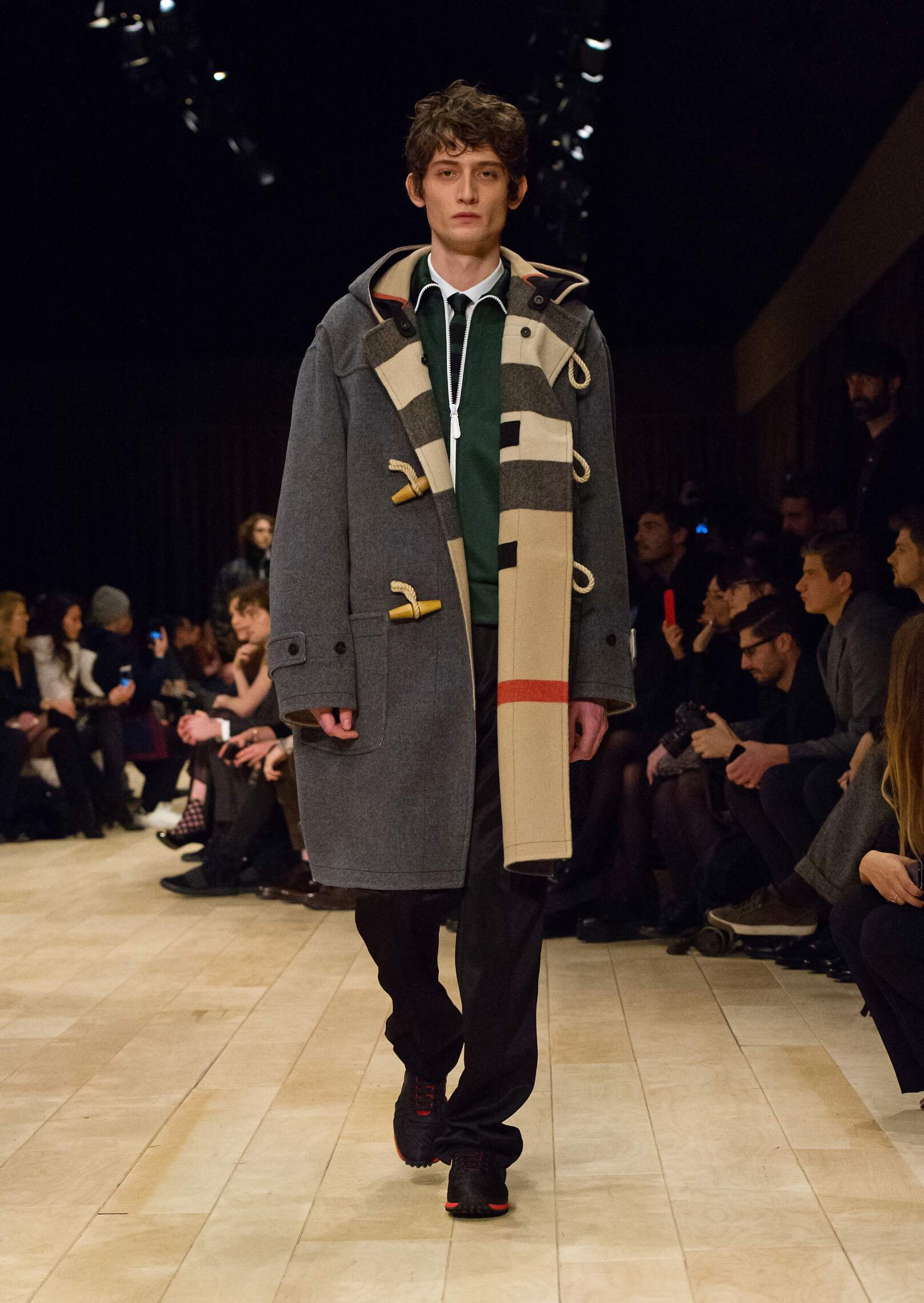 Burberry Fall Winter 2016 17 Men S Collection The Skinny