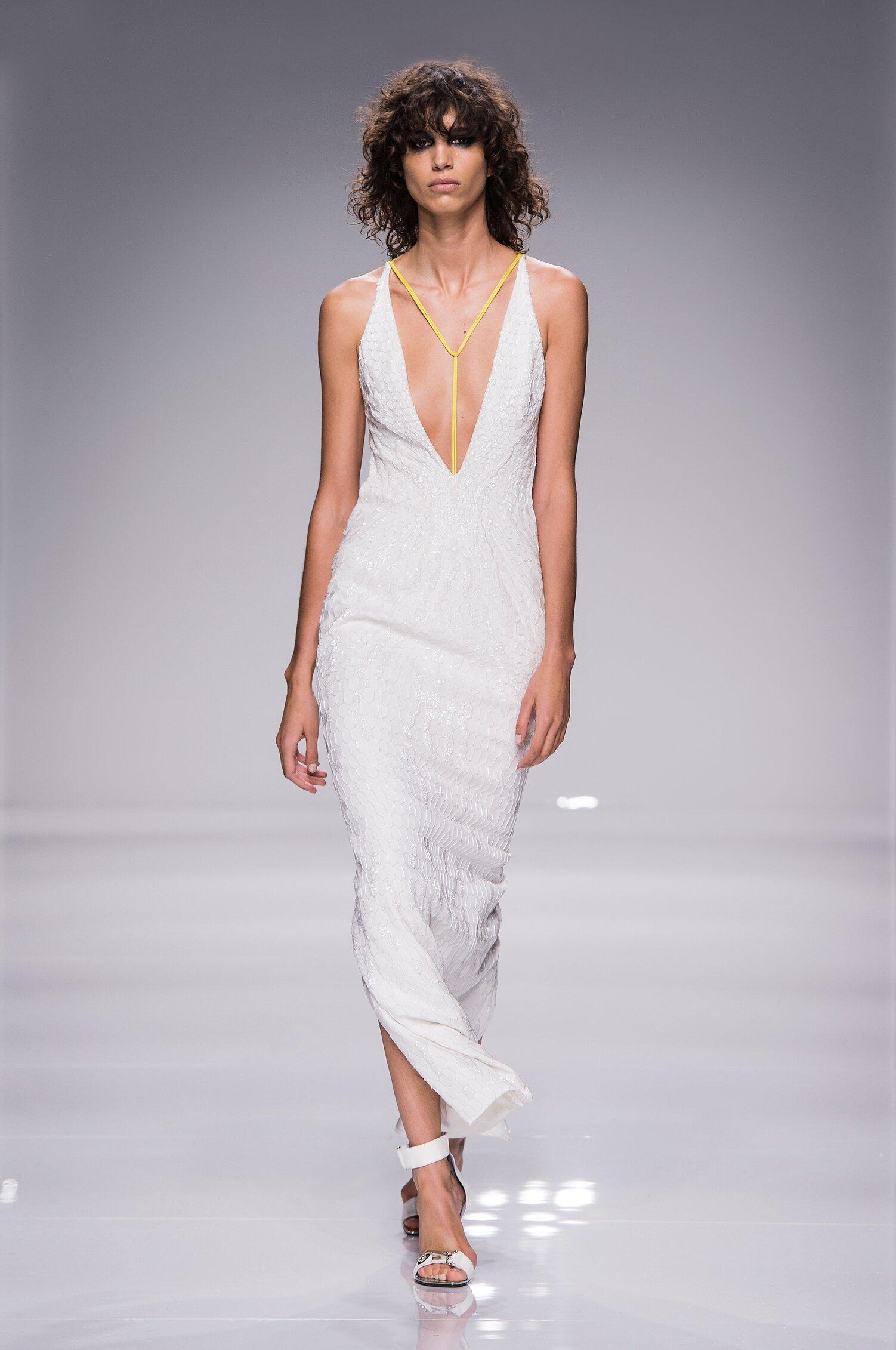 2016 Catwalk Atelier Versace Couture Summer