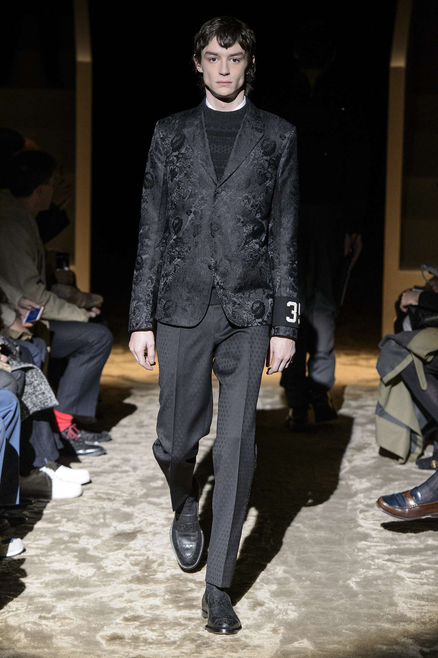 2016 Catwalk Ermenegildo Zegna Couture Winter
