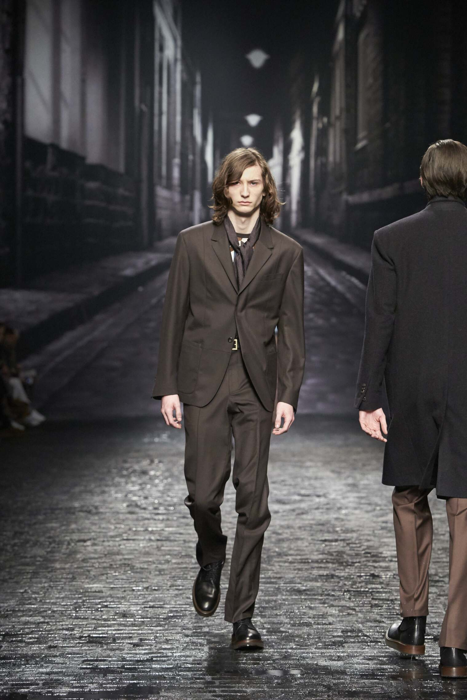2016 Corneliani Fall Catwalk