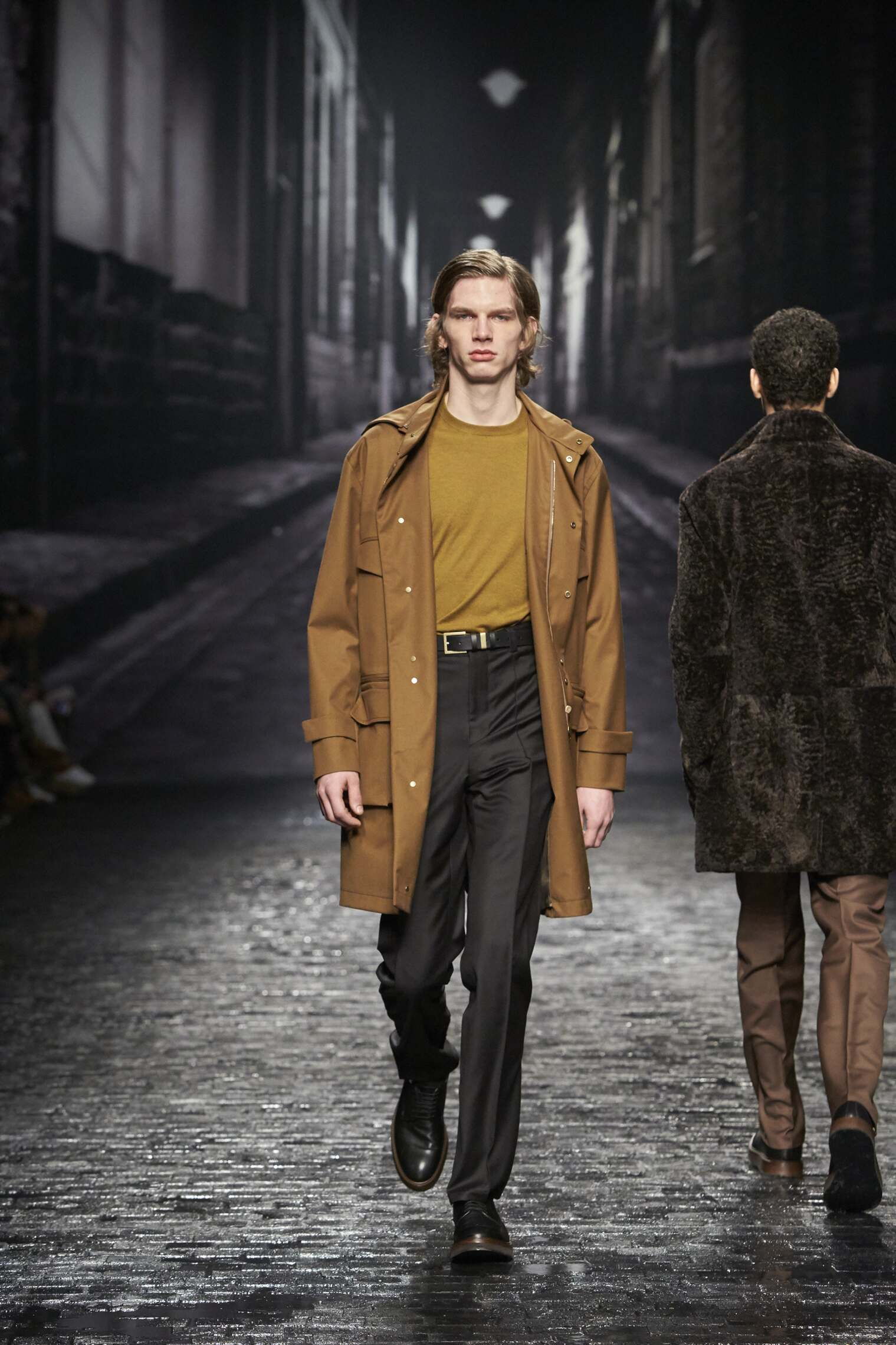 2016 Corneliani Winter Catwalk