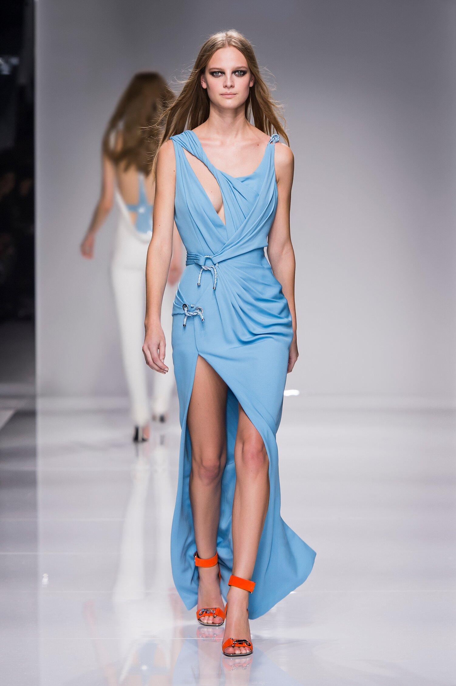 Atelier Versace Couture Catwalk