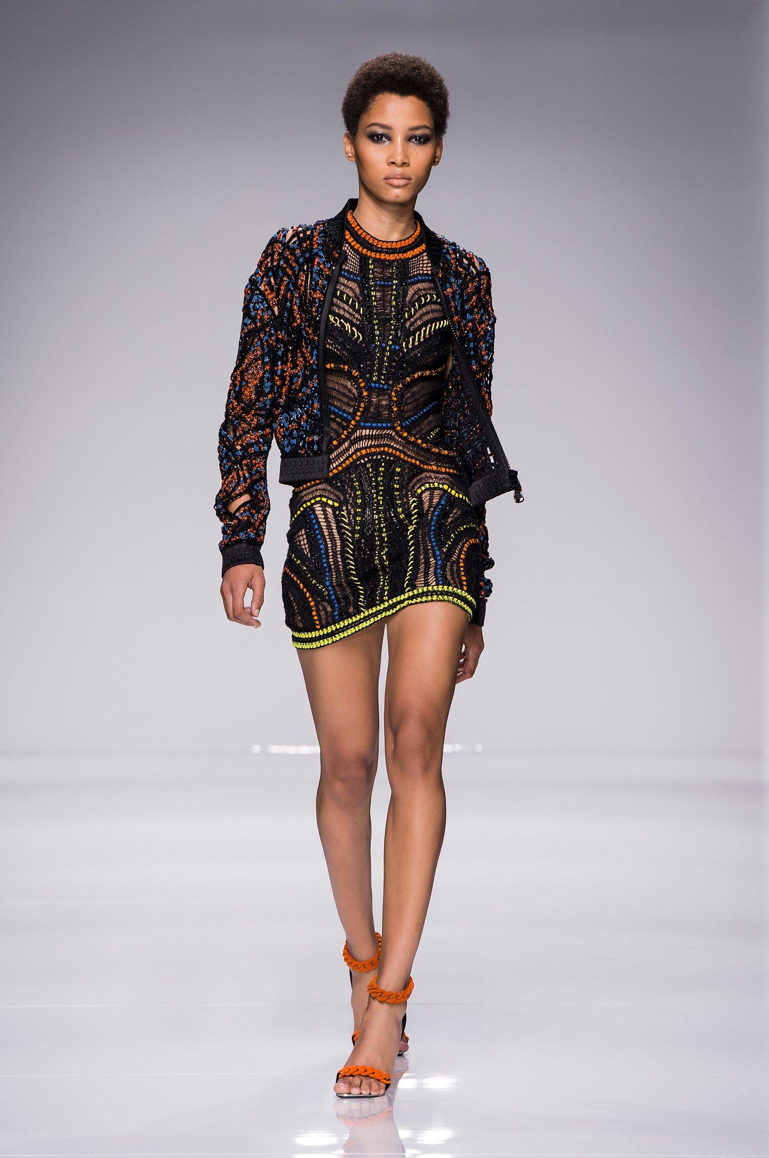 Atelier Versace Couture Summer 2016 Catwalk