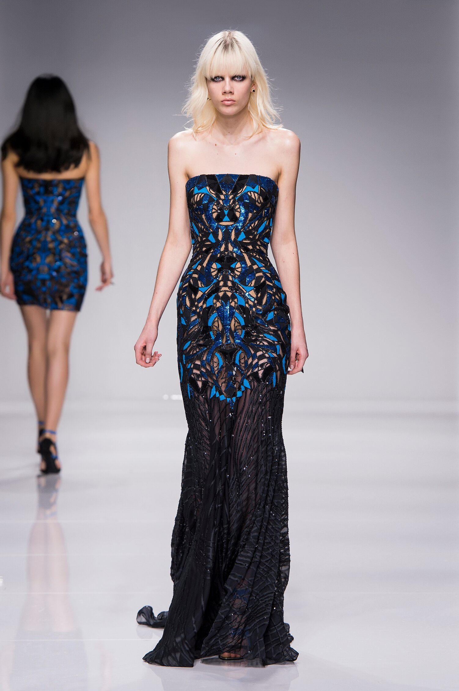 Atelier Versace Couture Woman Style